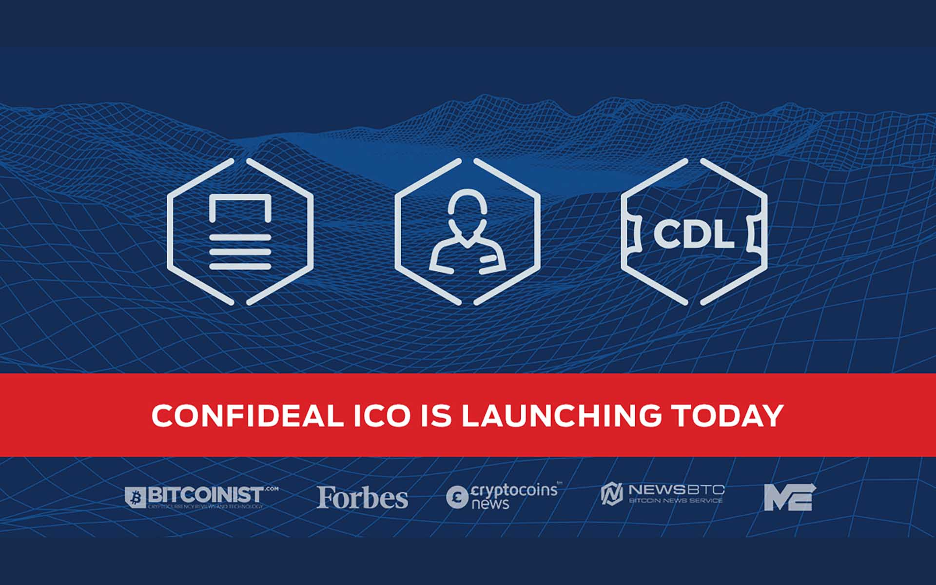 The Confideal ICO Has Started - Time to Contribute to Success!