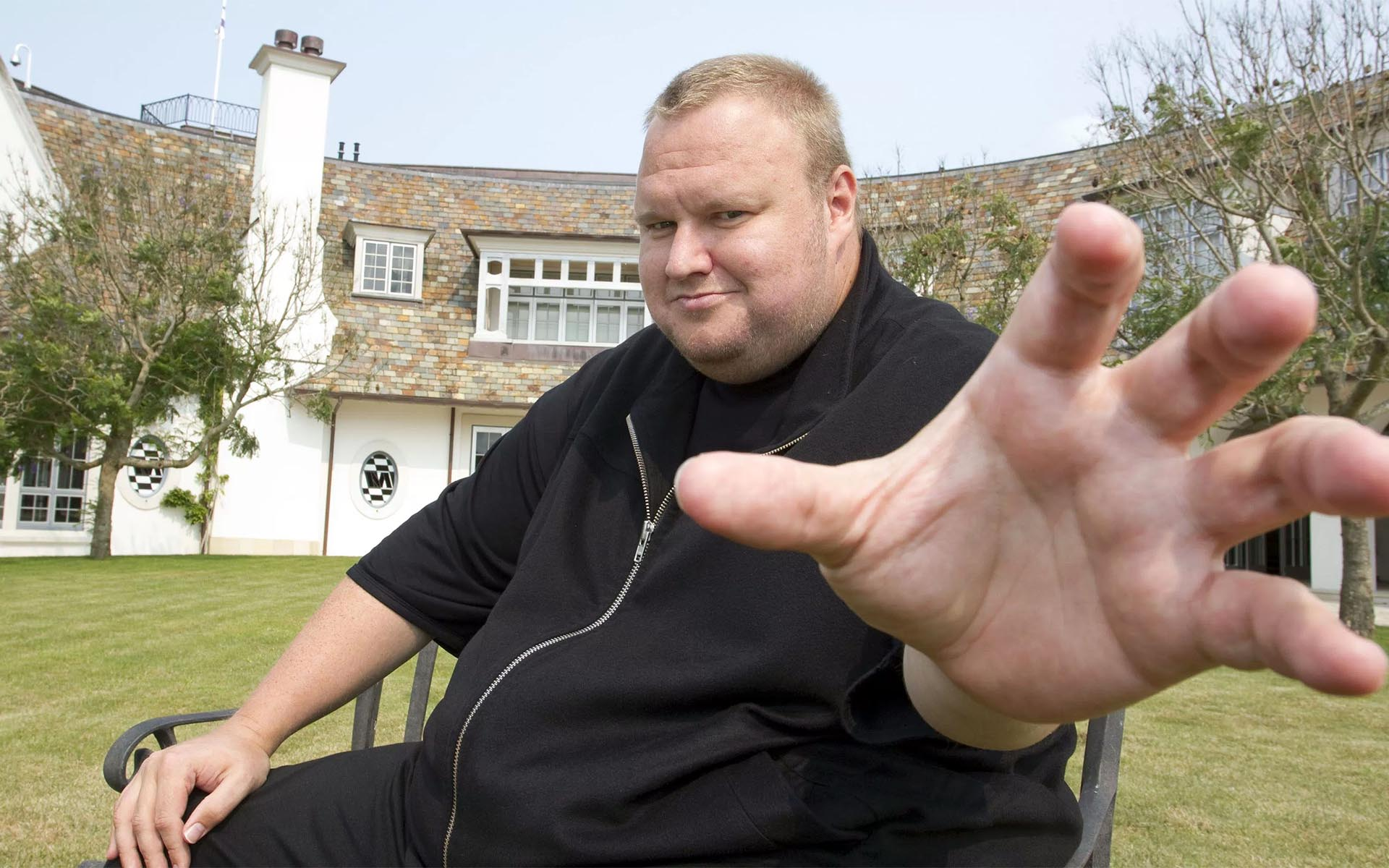 Kim Dotcom: Bitcache Private Blockchain Is 'Vastly Superior' To Any Other