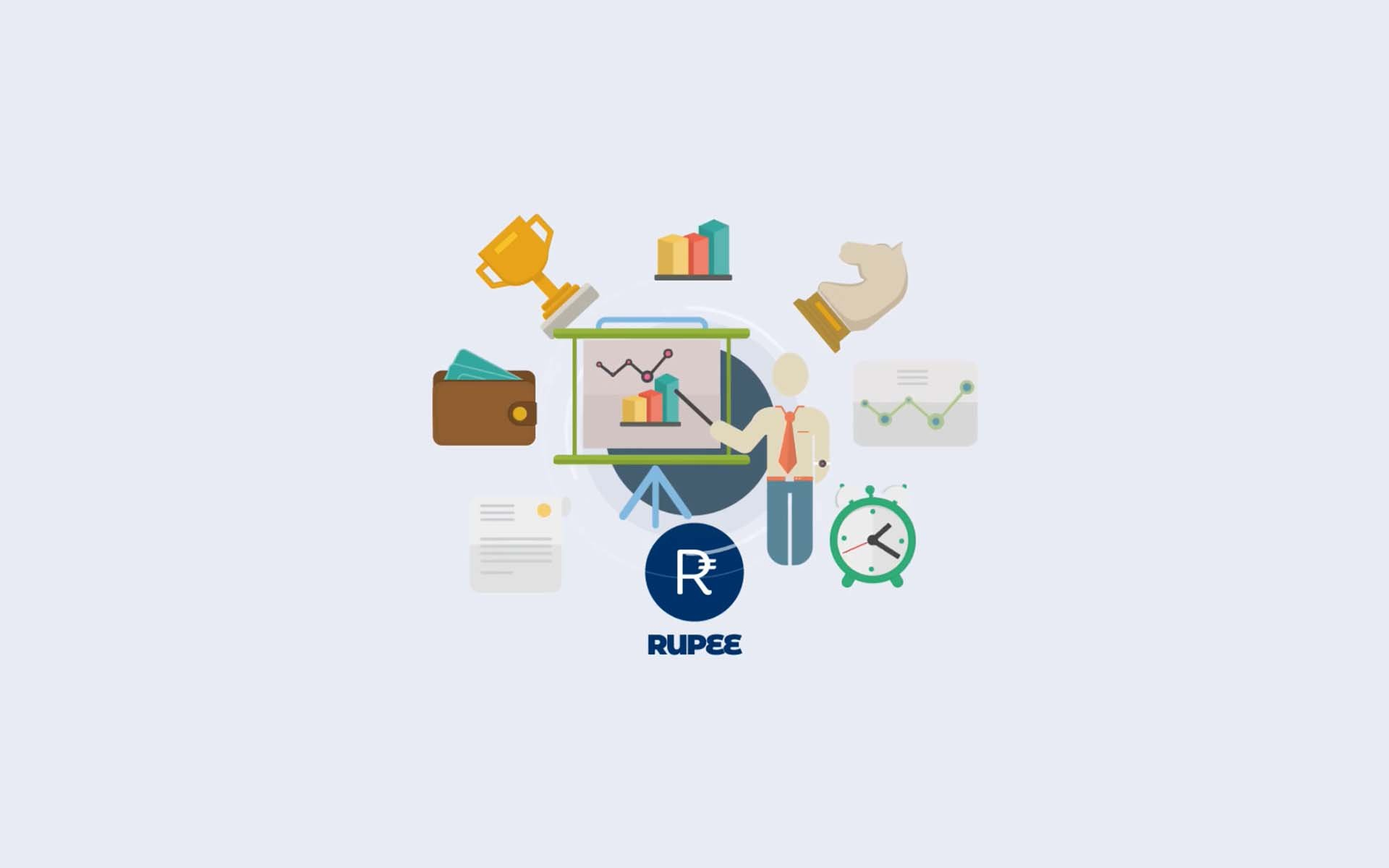 The Rupee Coin Utilizes Blockchain Technology and Will Become The Cryptocurrency of Choice In India And South Asia