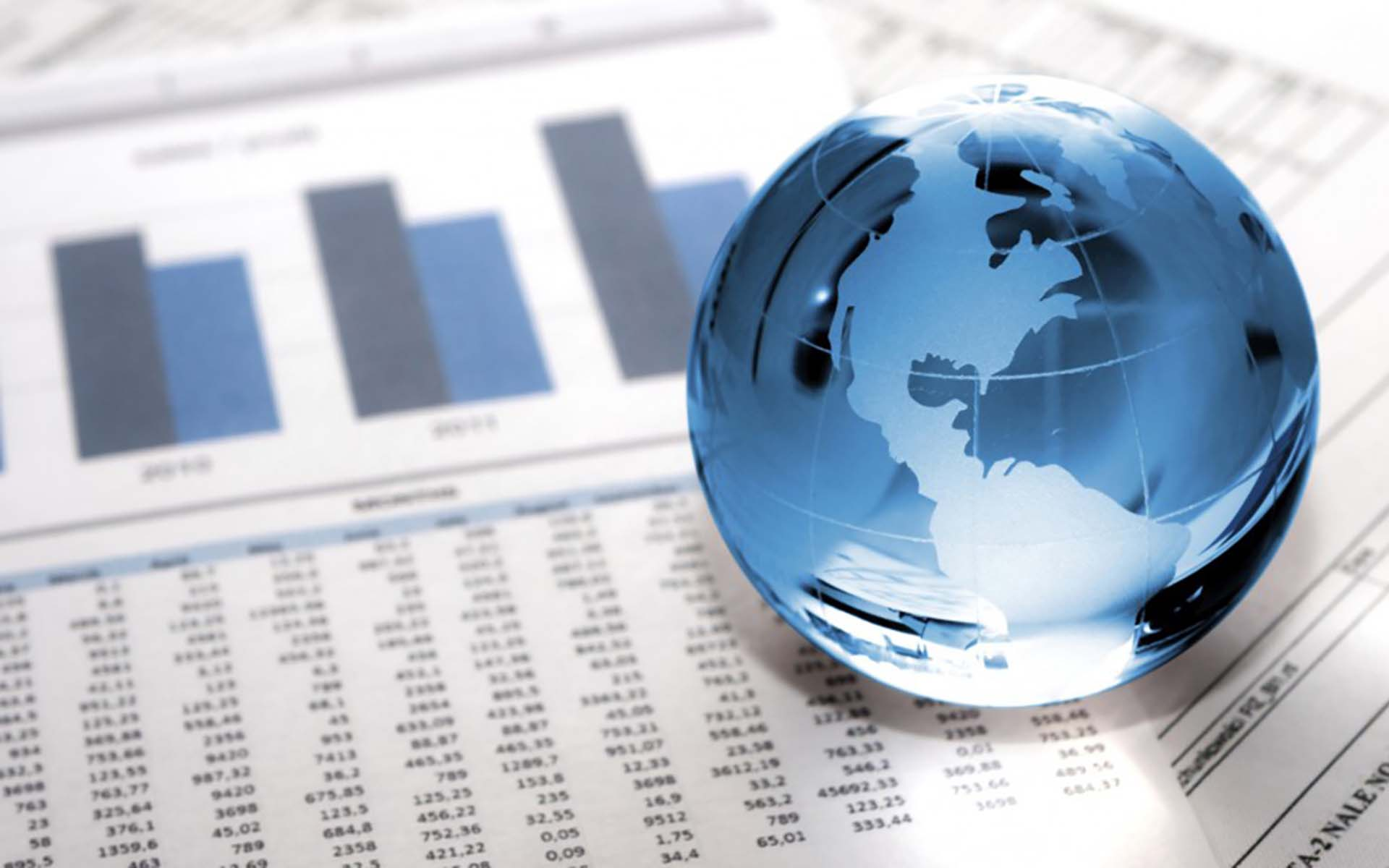 Disrupting the World's Economy