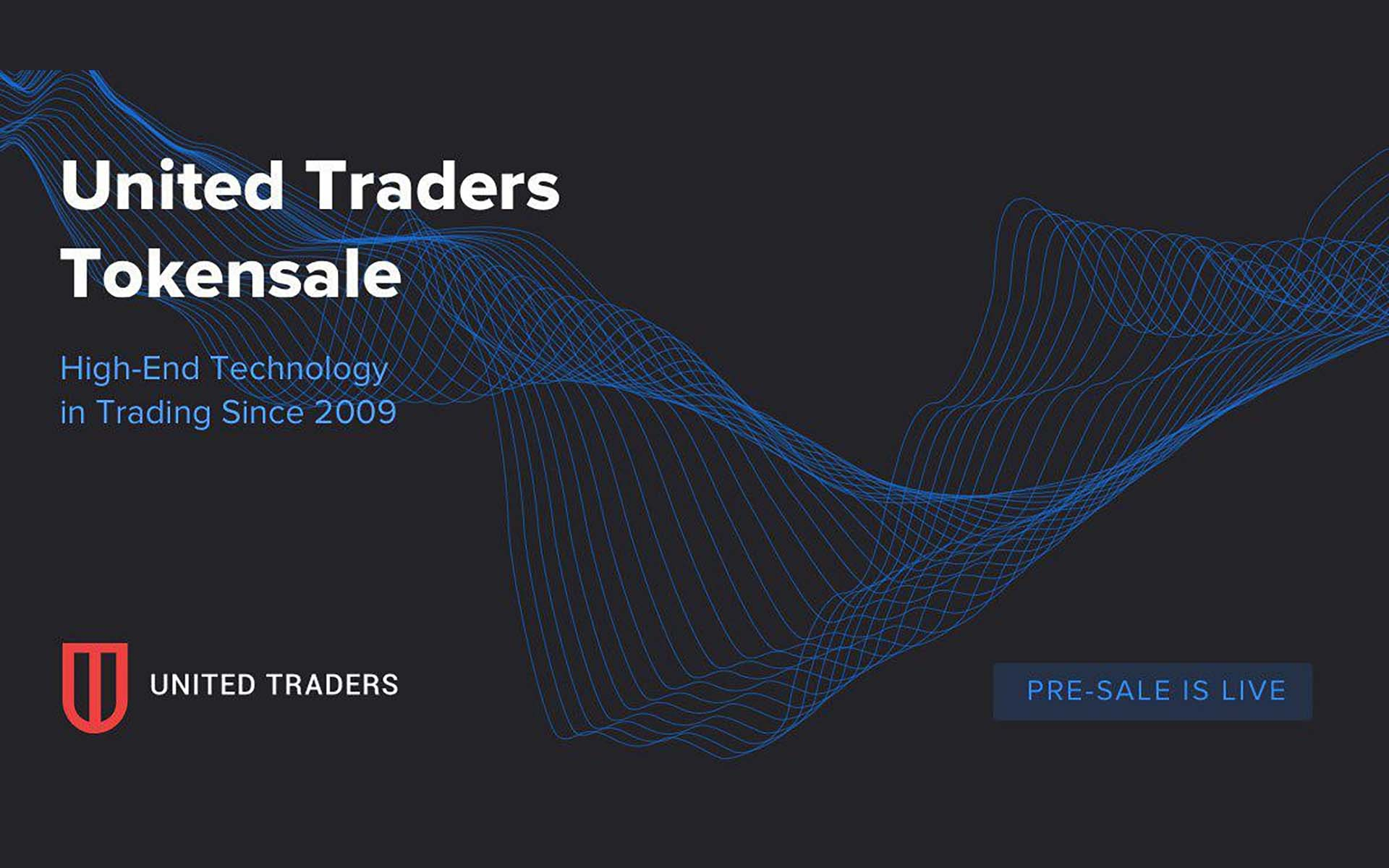 United Traders Reveals ICO Plans with a Vision to Solve the Liquidity Problem in the World of Cryptocurrency