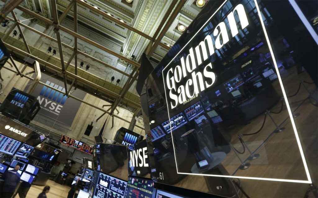 Big for Bitcoin? crypto Goldman Sachs Appoints New CEO Who is Keen on Cryptocurrencies