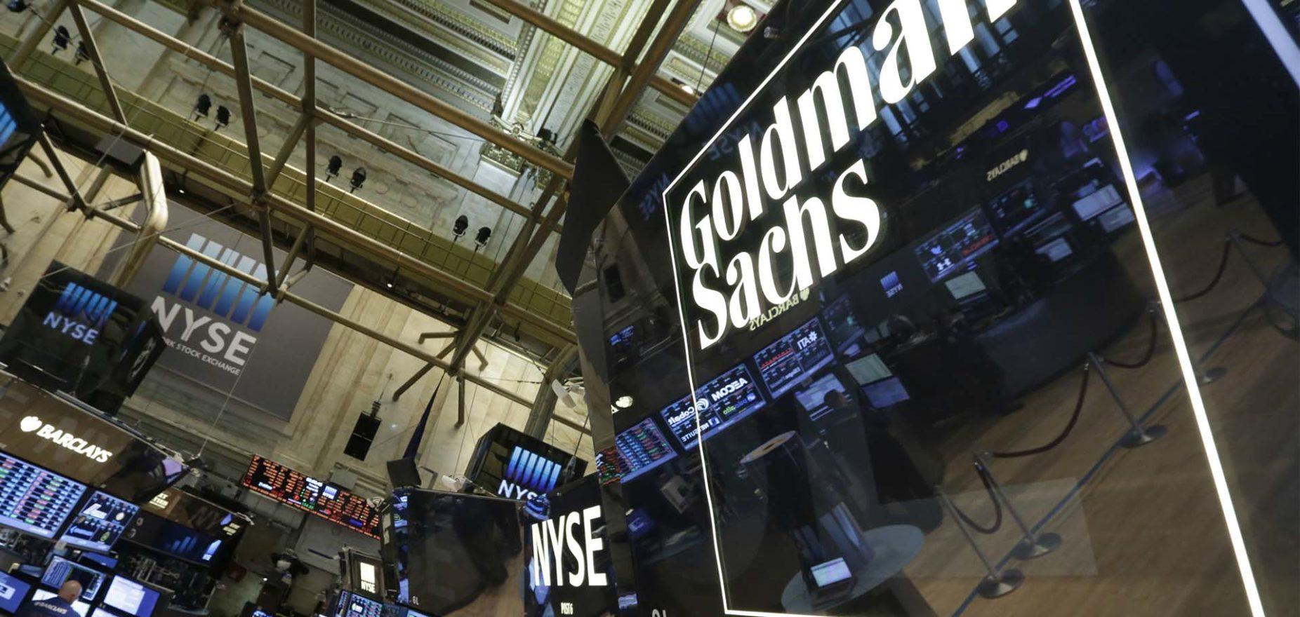 goldman sachs arrests bitcoin case strong