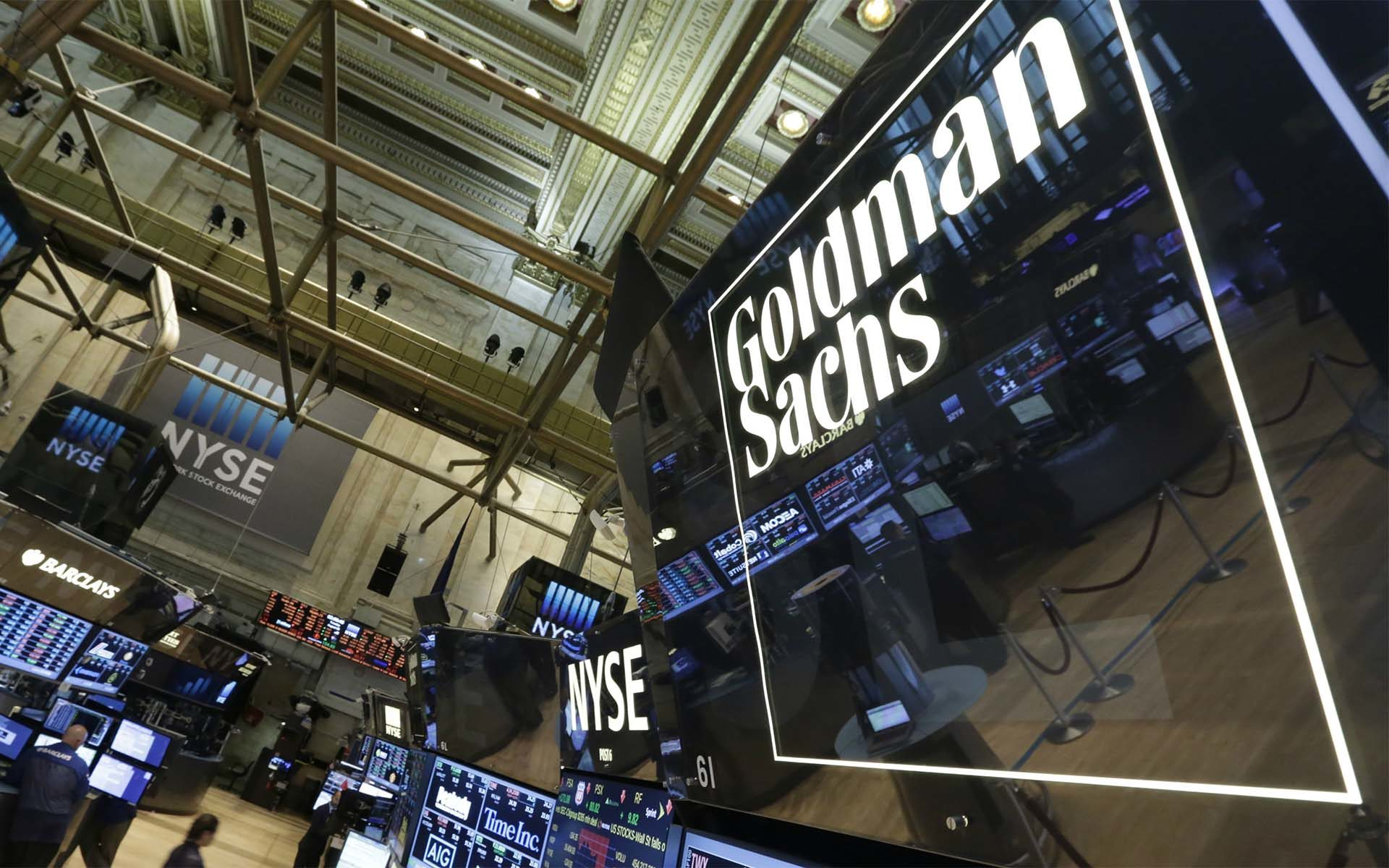 goldman sachs invested in cryptocurrency