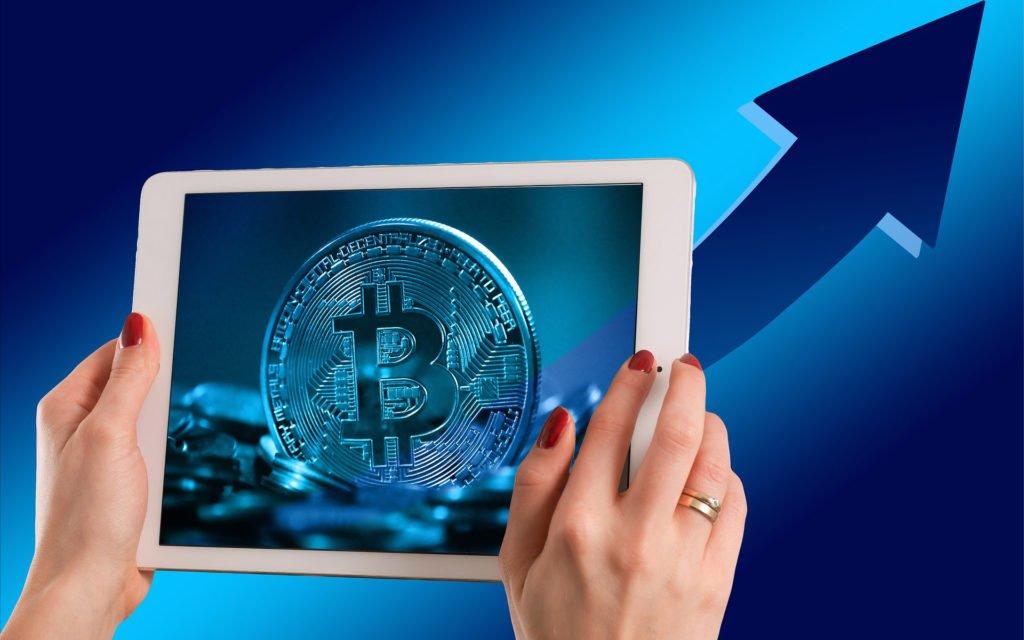 John McAfee says Bitcoin price going up.