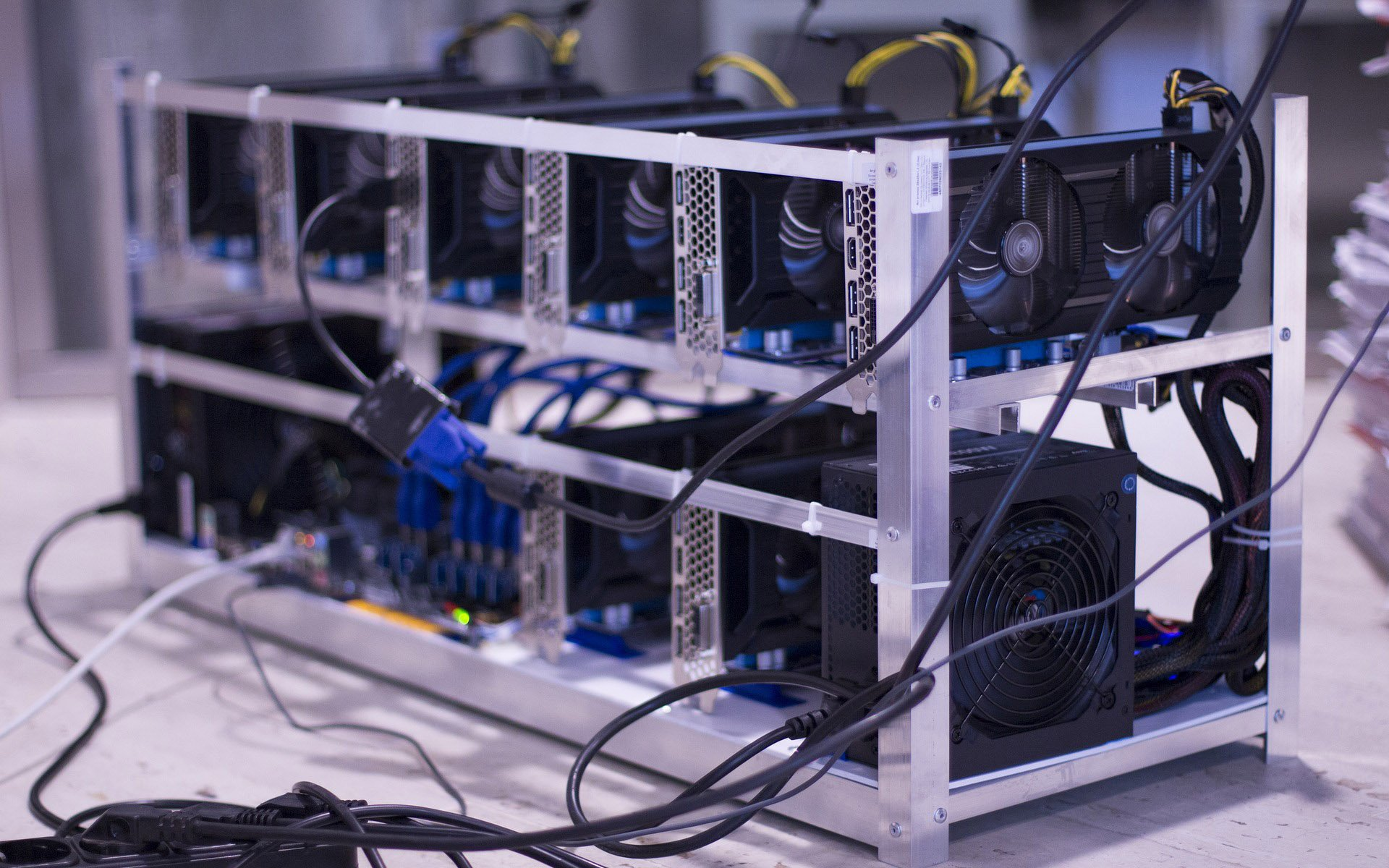 Cryptocurrency Miners Promise Economic Opportunity But Not Everyone Is So Optimistic