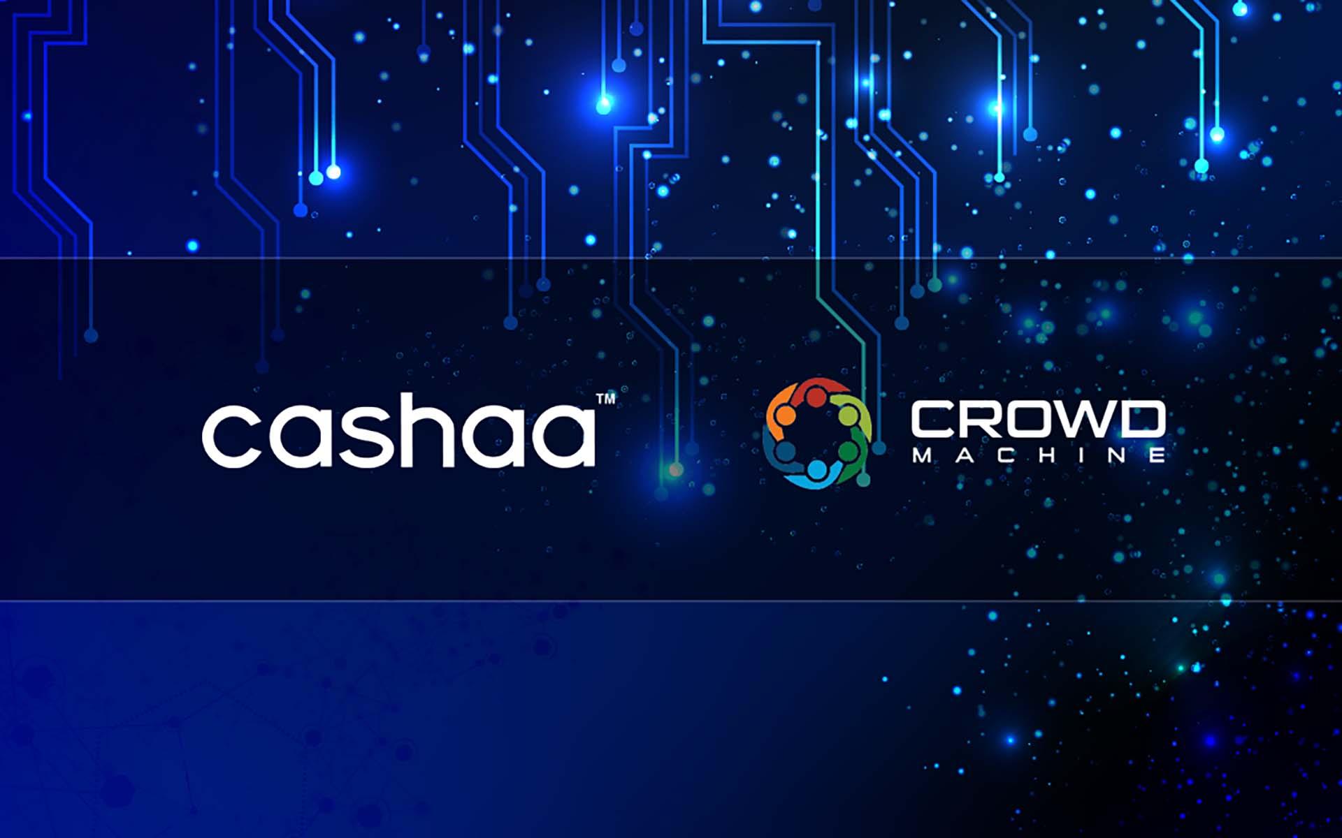 Cashaa Will Power Financial Transactions For The Zero-Code Blockchain App Development Environment