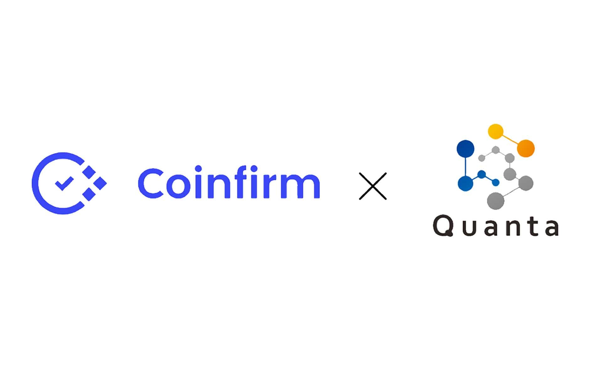 Quanta Partners with Coinfirm to Bring Compliance and Mass Adoption to Their Blockchain Lottery Platform