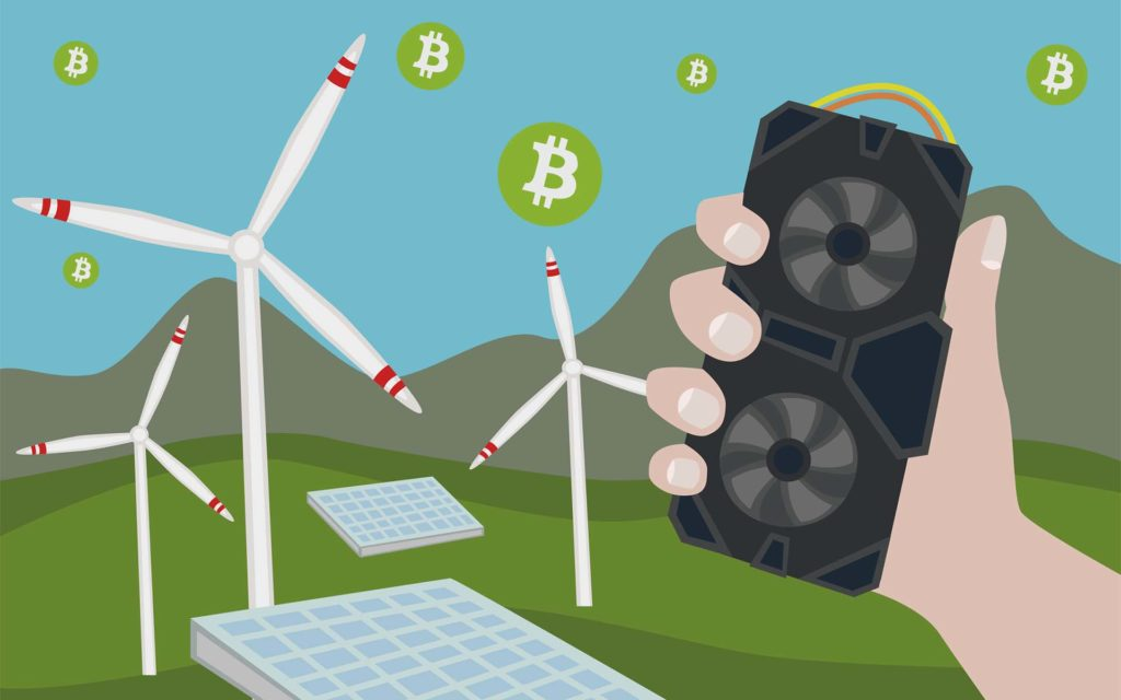The study discusses several blockchain-related technologies based on their corresponding carbon footprint and provides several recommendations for sustainable change inside of the industry.