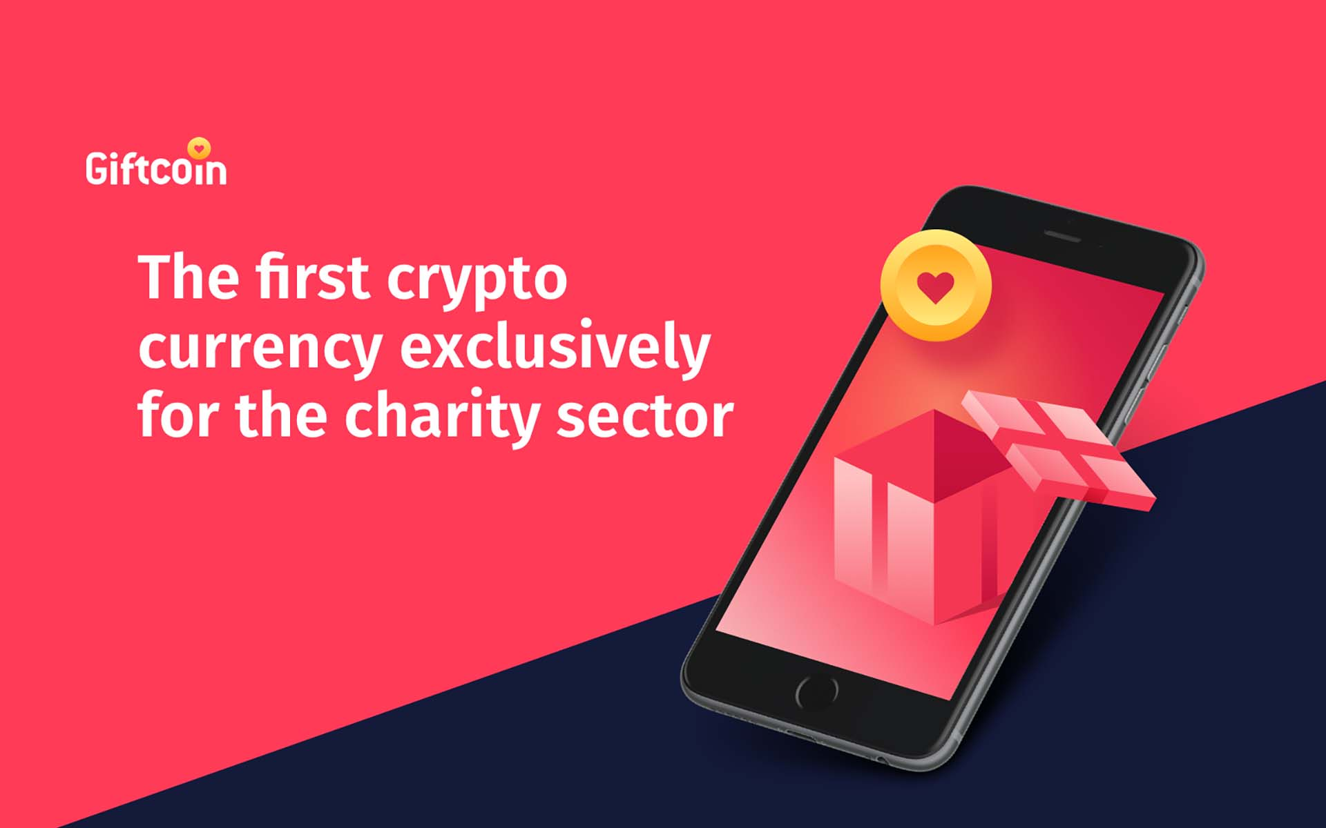 Giftcoin Brings Blockchain Technology to Charities for Greater Transparency