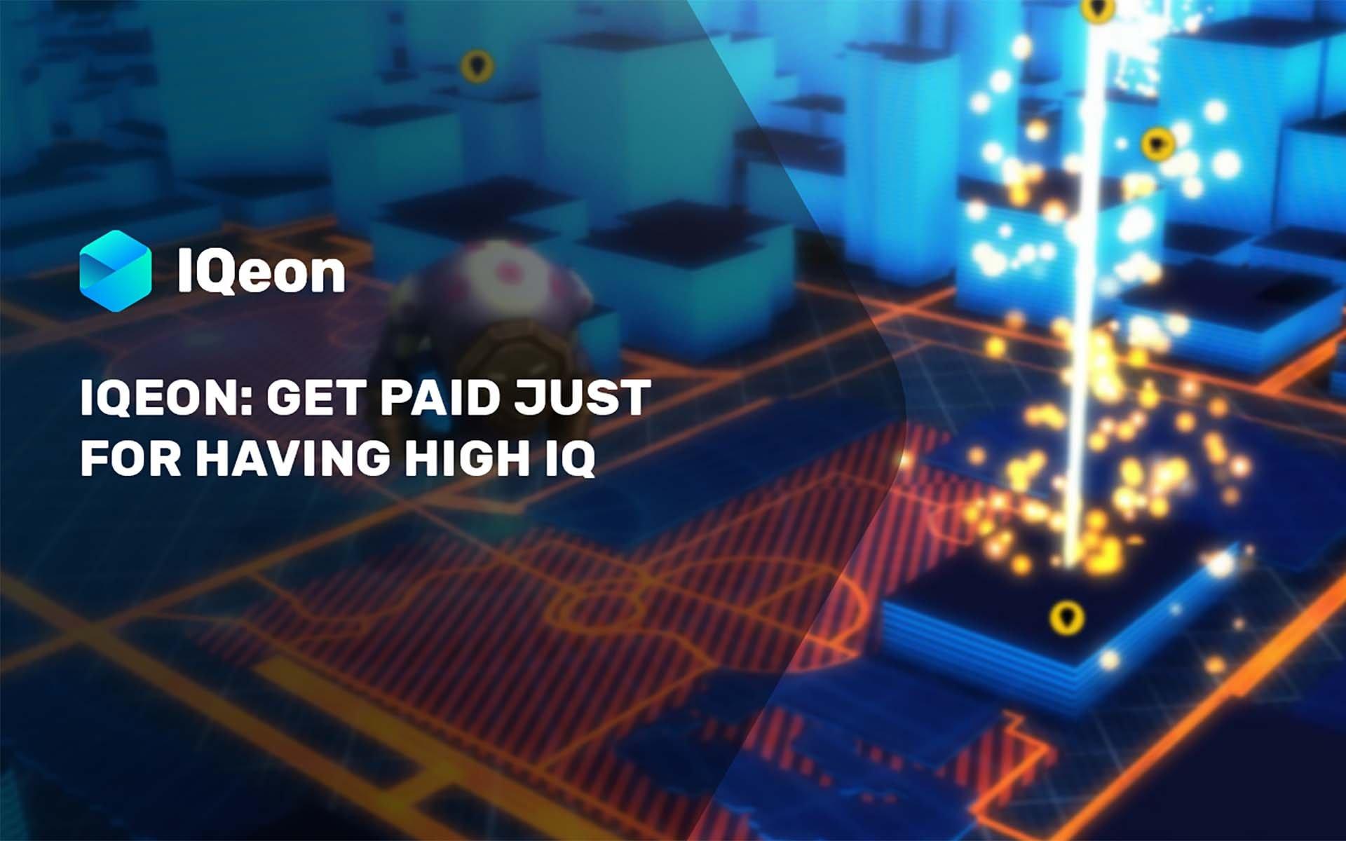 IQeon to Launch Main Round of ICO, Get 30% Bonus on January 30