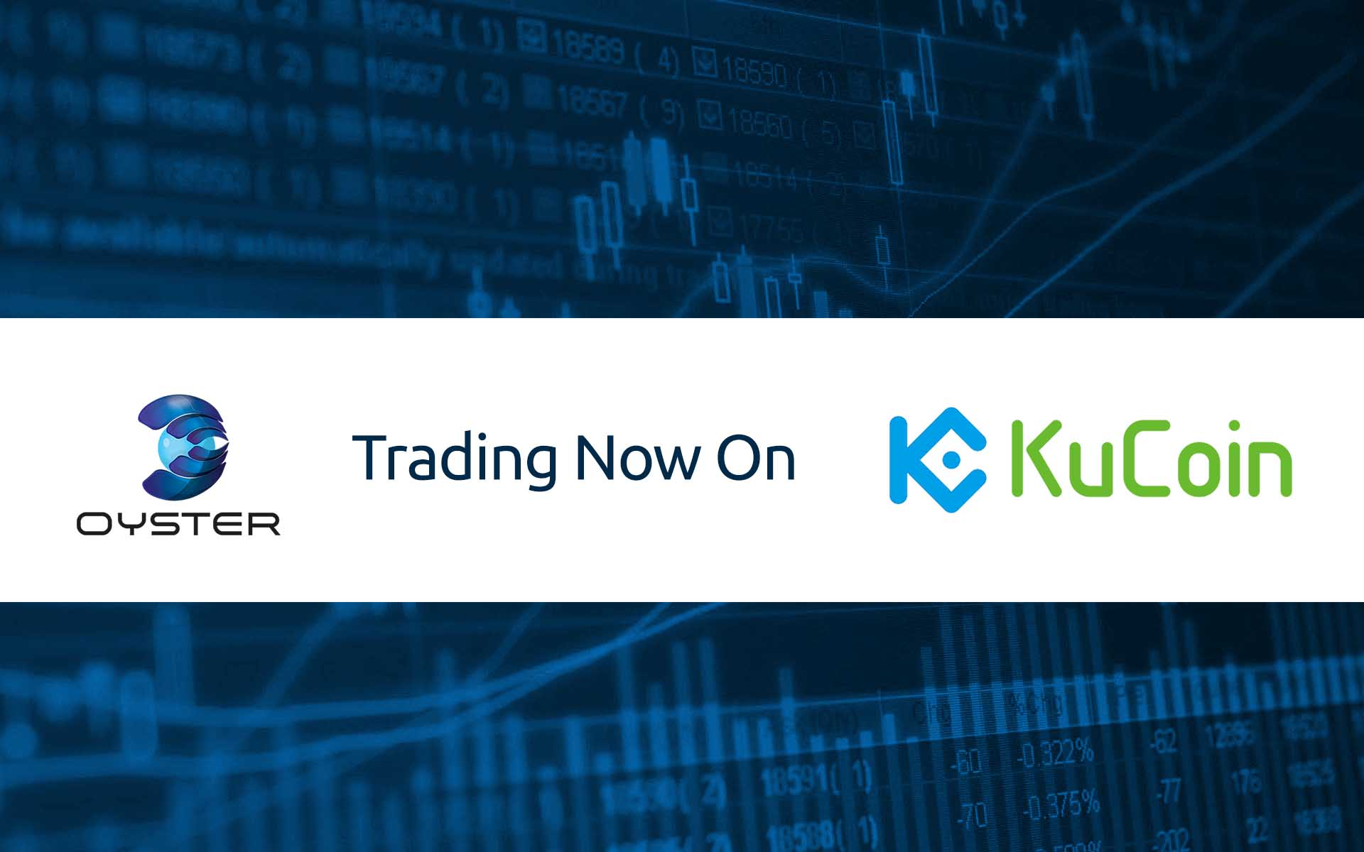 Oyster Pearl Listed On KuCoin: Trading in Progress Now
