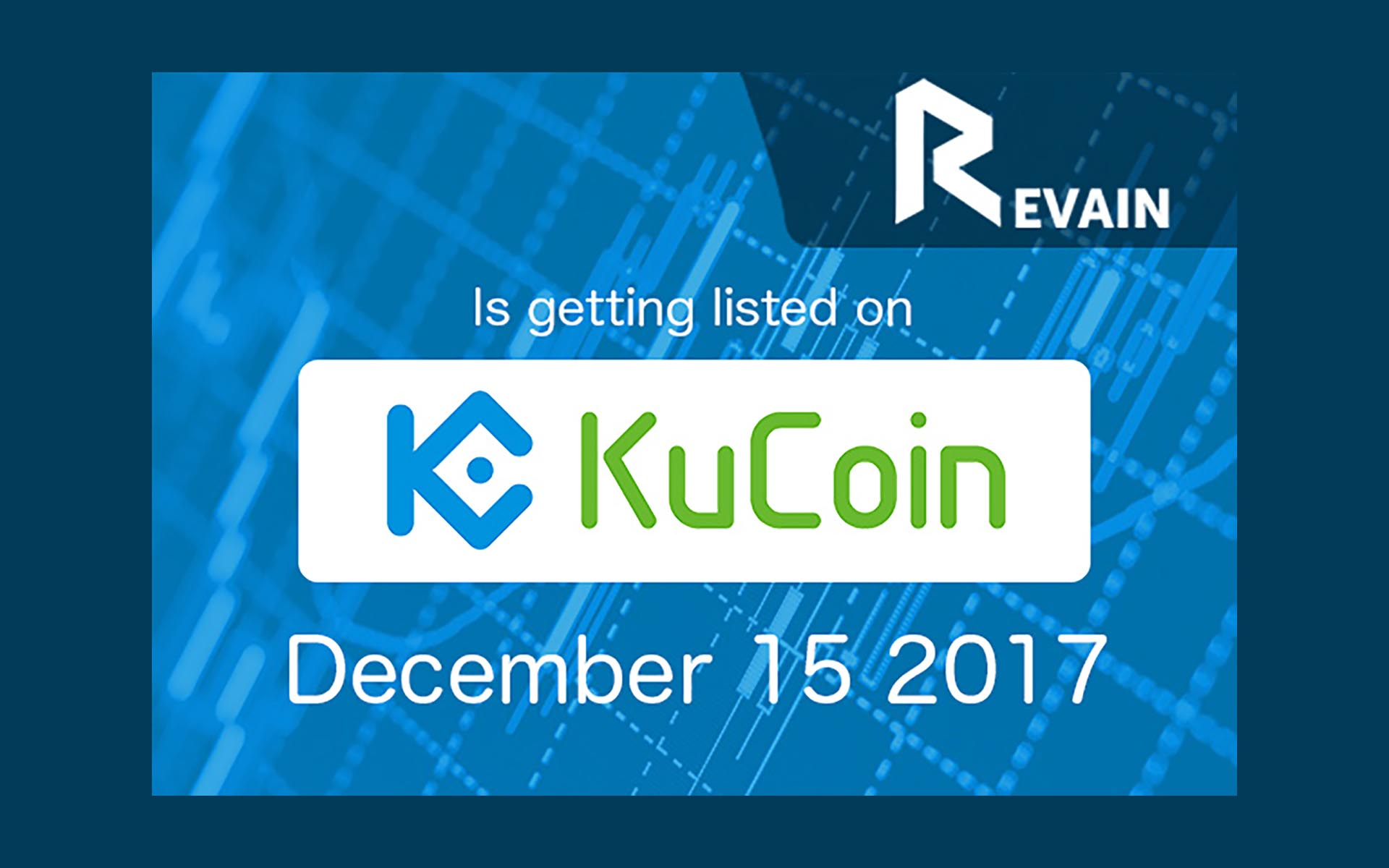 Revain Will Be Listed On KuCoin: Trading Starts On December 15