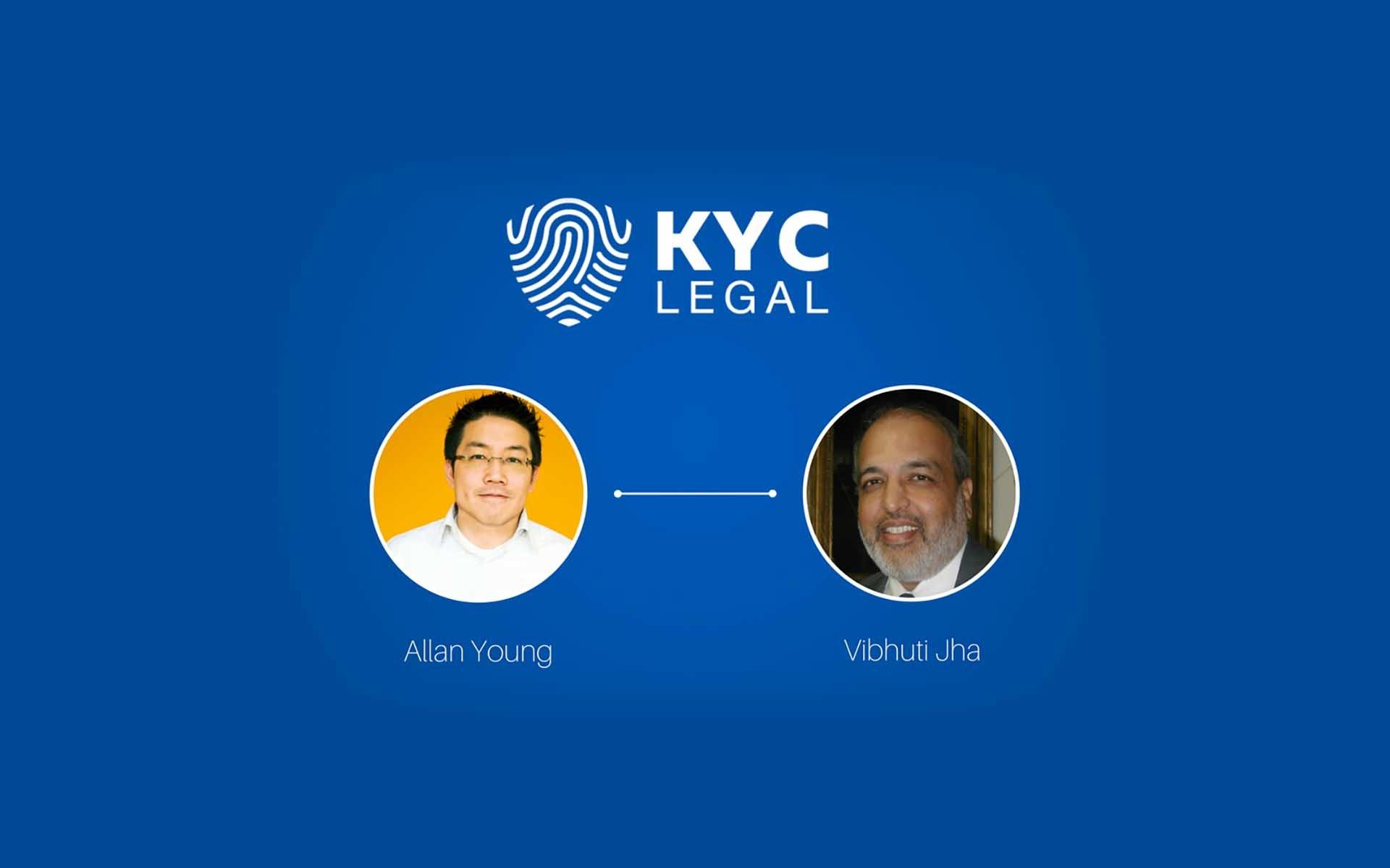 Top Advisors Join the KYC.Legal Team