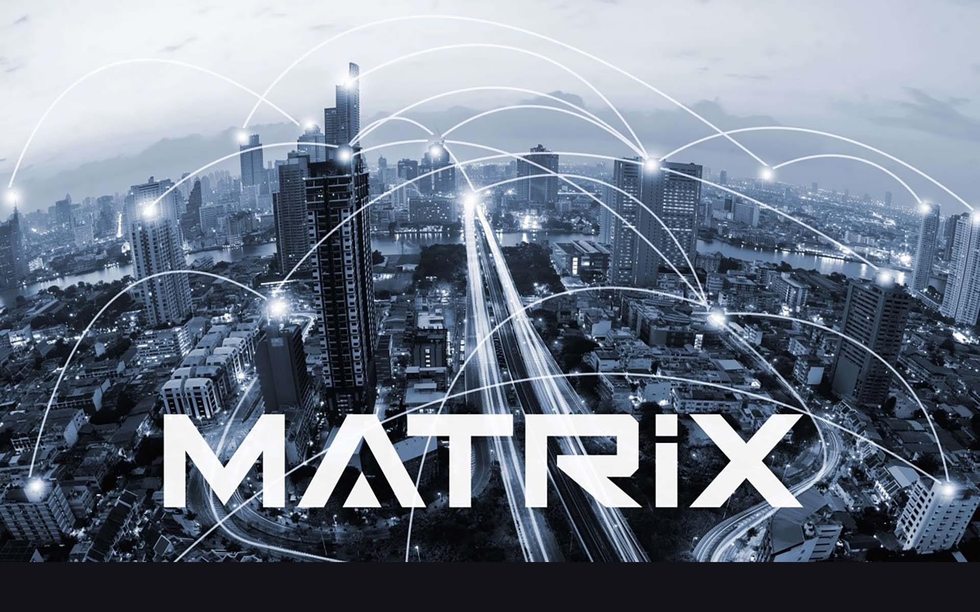 MATRIX: A Safer, Faster and More Flexible Intelligent Blockchain.