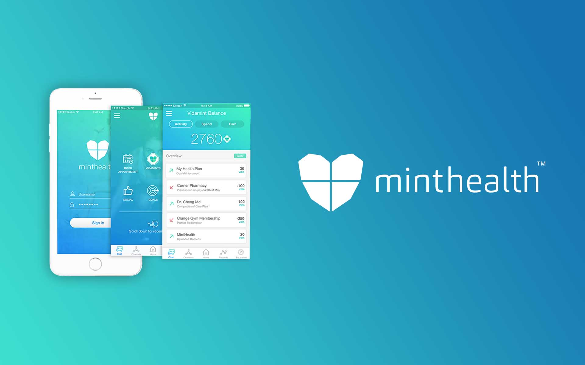 MintHealth Announces Vidamints (VIDA) to Align Stakeholders in a New Healthcare Ecosystem