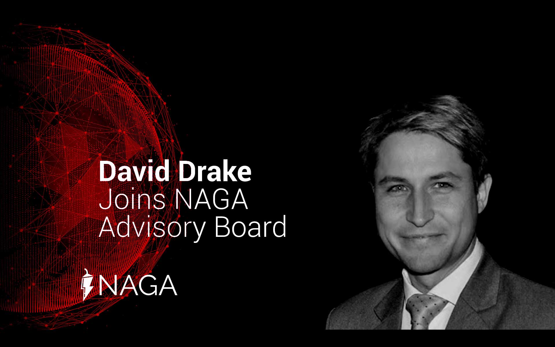 Hedge Fund Expert Drake Joins Frankfurt $200M Listed NAGA & its ICO Advisory Board