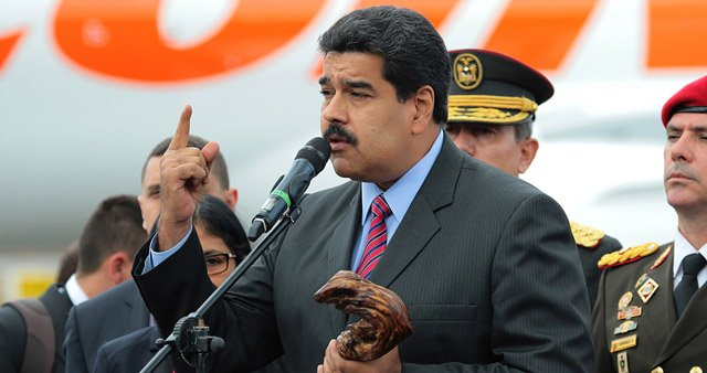 Maduro Dancing to His Own Tune
