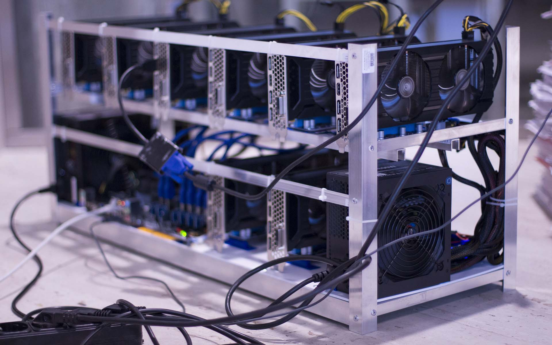 cryptocurrency mining most coins