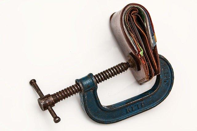 wallet clampdown