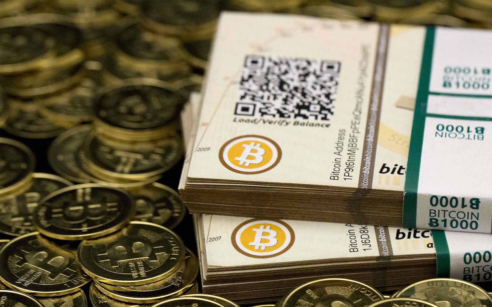 It's Bitcoin Bonuses This Year for Some Wall Street Bankers and Traders