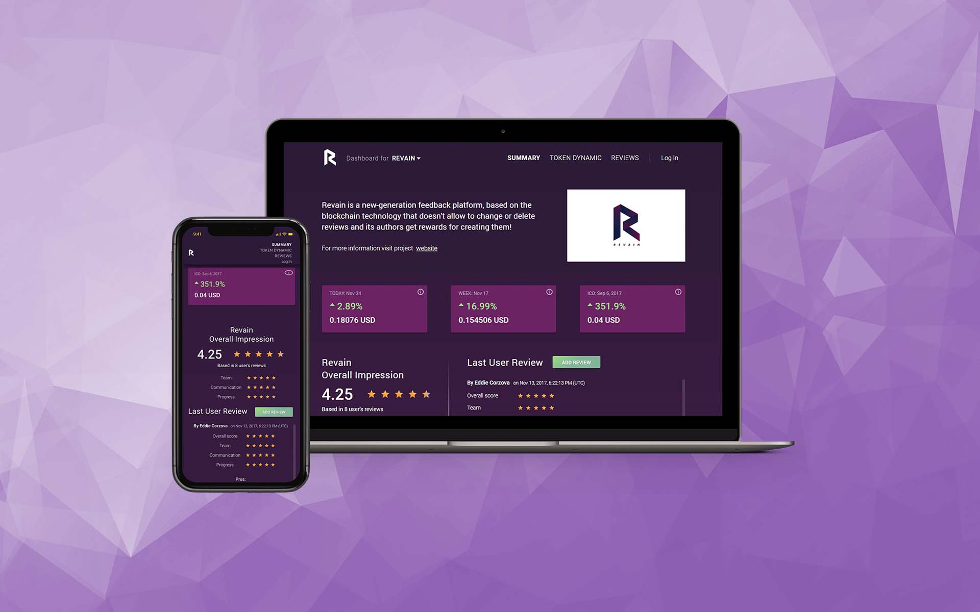 Revain Offers Honest Online Reviews Courtesy of the Blockchain