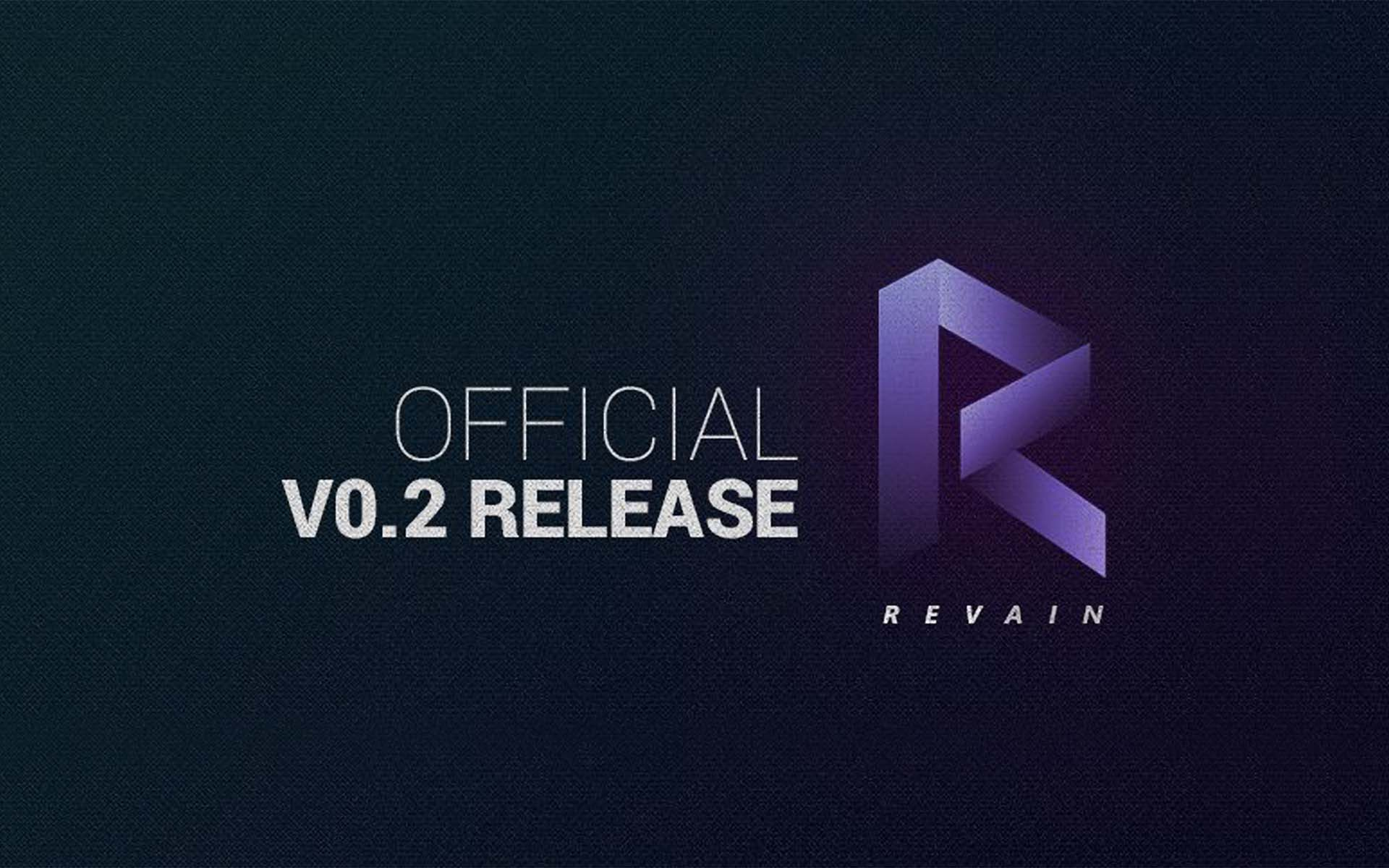 Revain Announces Release of Version 0.2 of the Platform