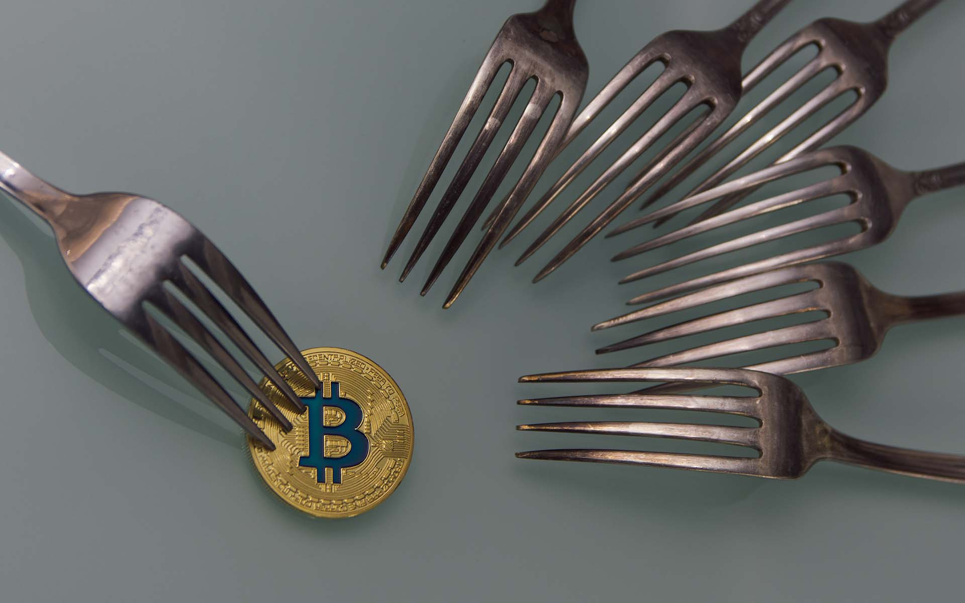 Bitcoin hard forks