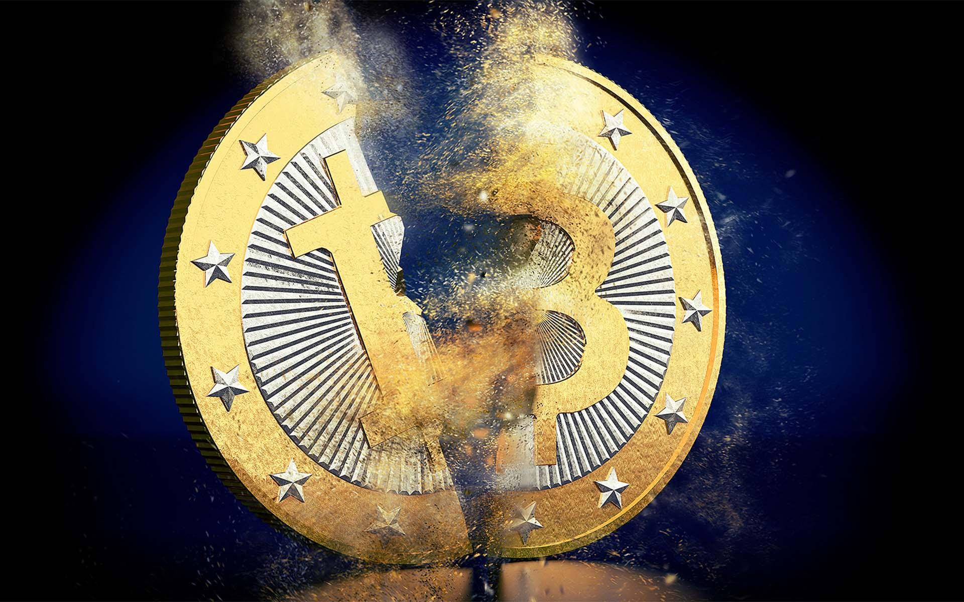 Bitcoin Prices Keep Dividing