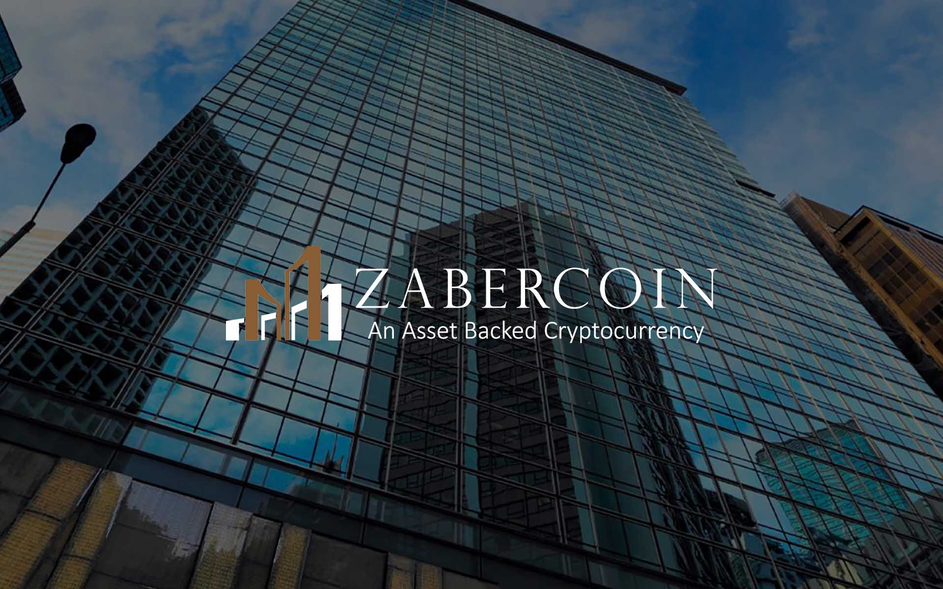 Zabercoin - an Asset Backed Cryptocurrency