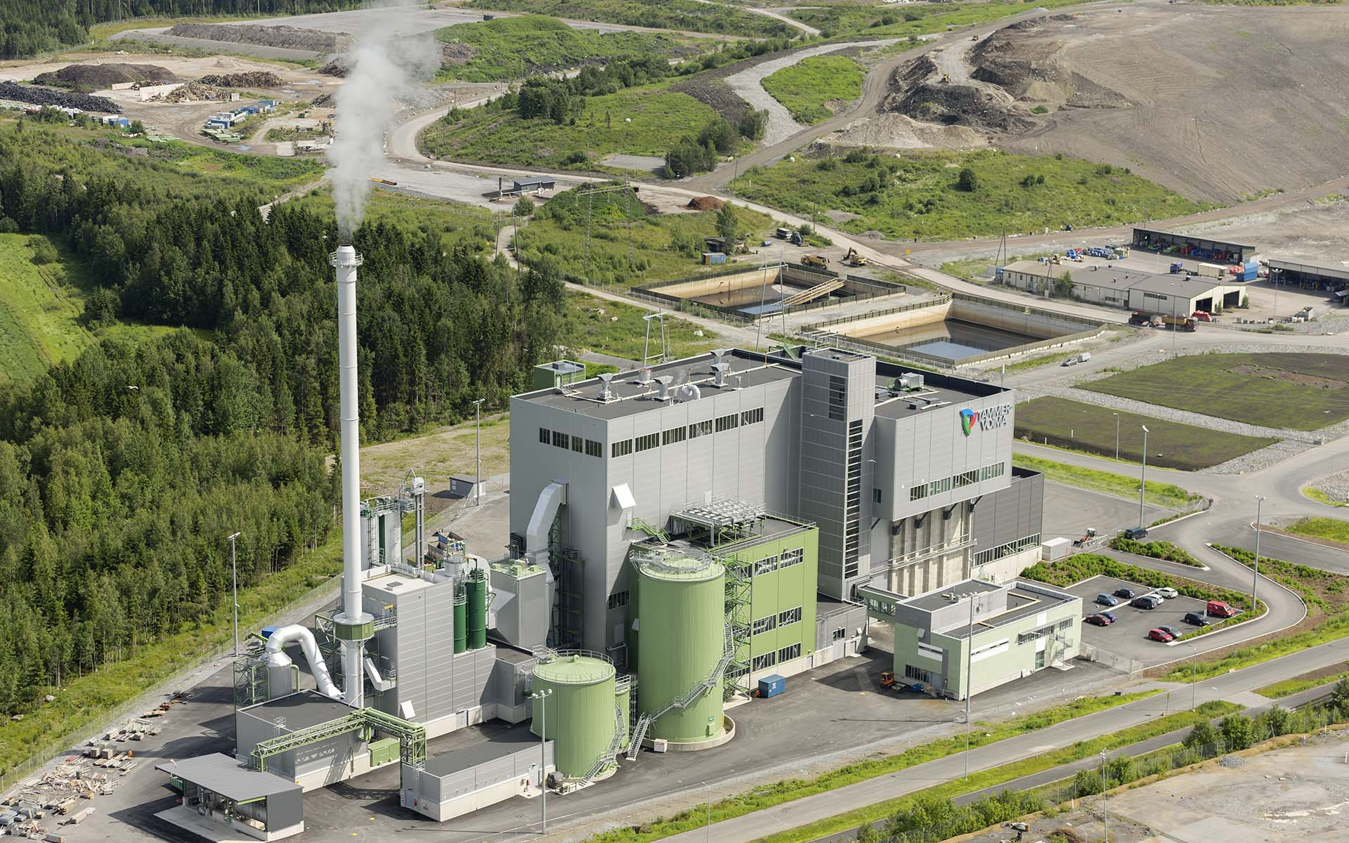 4New Waste to Energy Plant