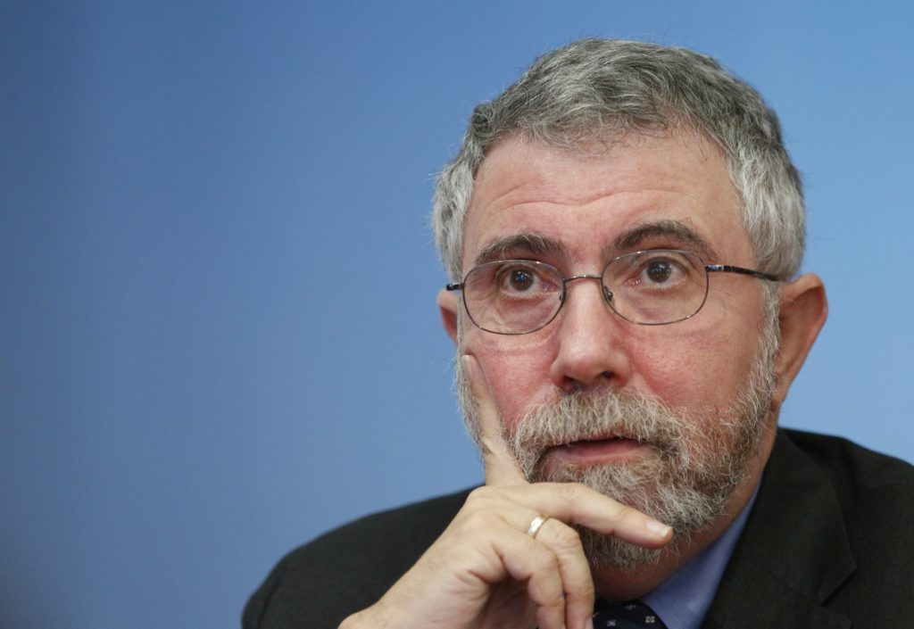 How Self-Proclaimed Tech Know-Nothing Paul Krugman Got it Wrong… Again