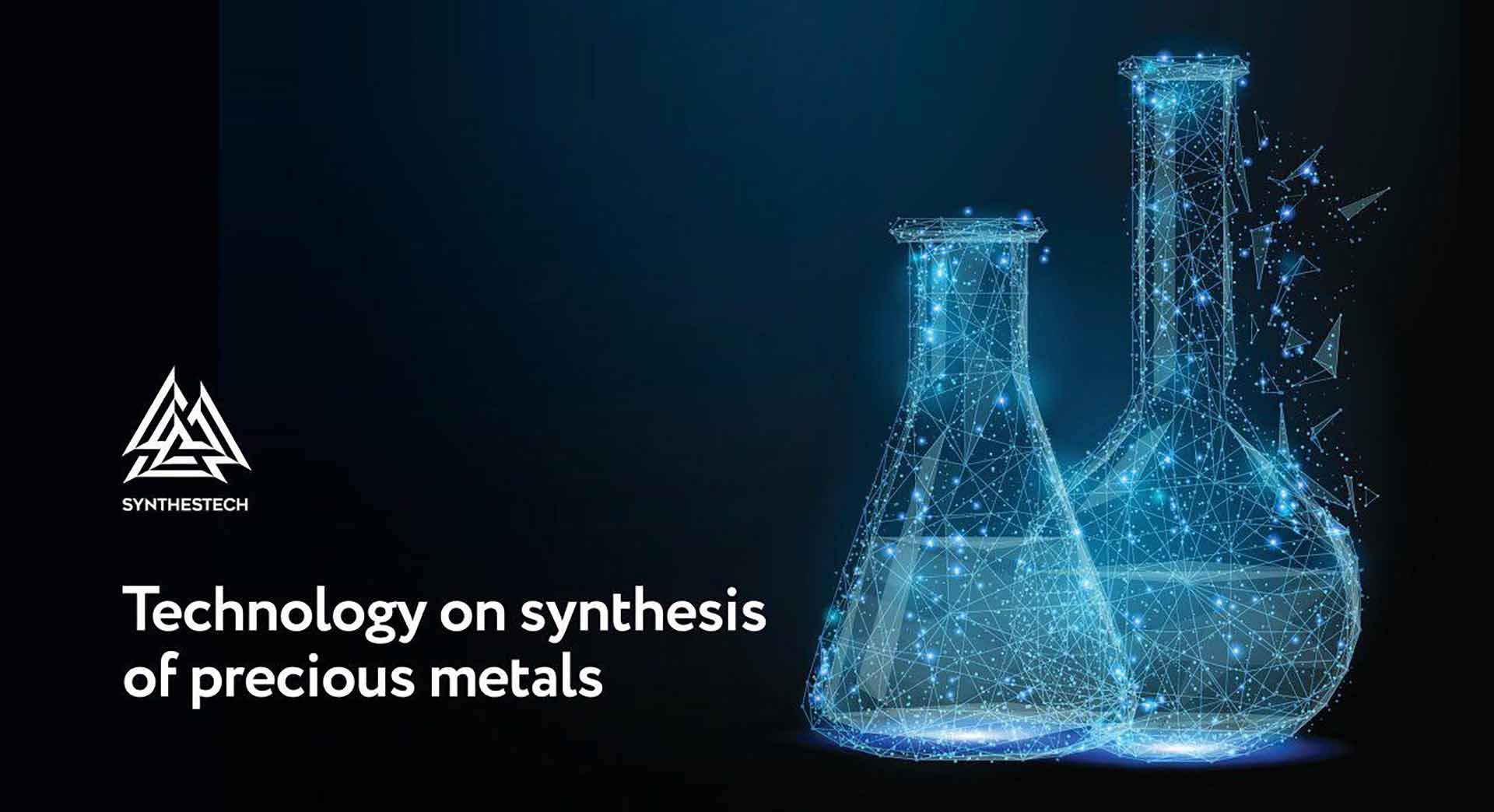 Synthestech Project on Synthesis of Valuable Metals Has Successfully Completed Pre-Sale and Launches ICO