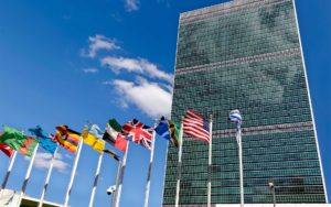 The UN is Combating Climate Change One Block(chain) at a Time