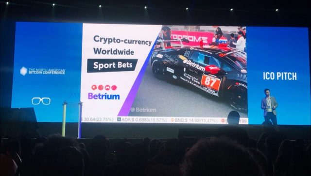 Betrium at the Miami conference