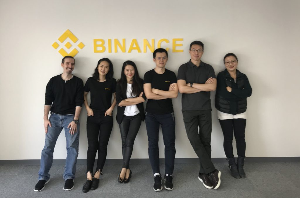Big Money pour Binance