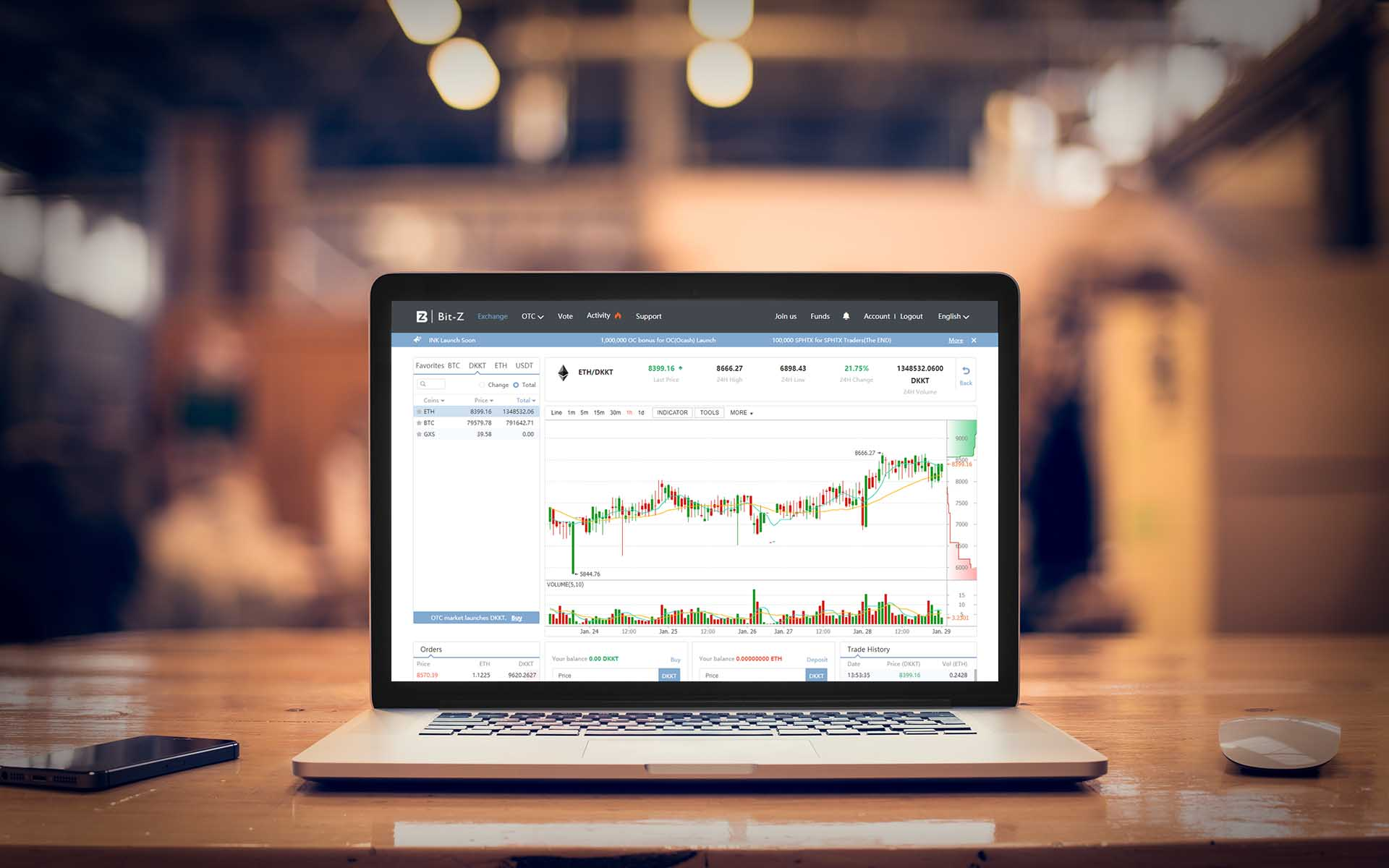 The Reason for The Trading Platform to Become the Most Imaginative Business Model Interpreted from Successive Financing of The Head Digital Asset Trading Platform