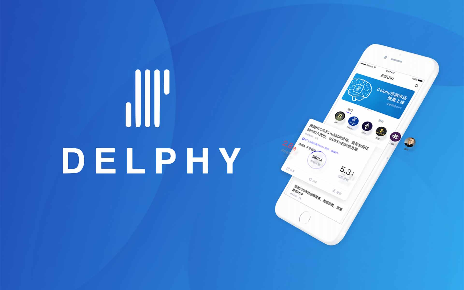 Delphy Surpasses 100,000 Pre-Registration Mark for Its Predictive Markets App