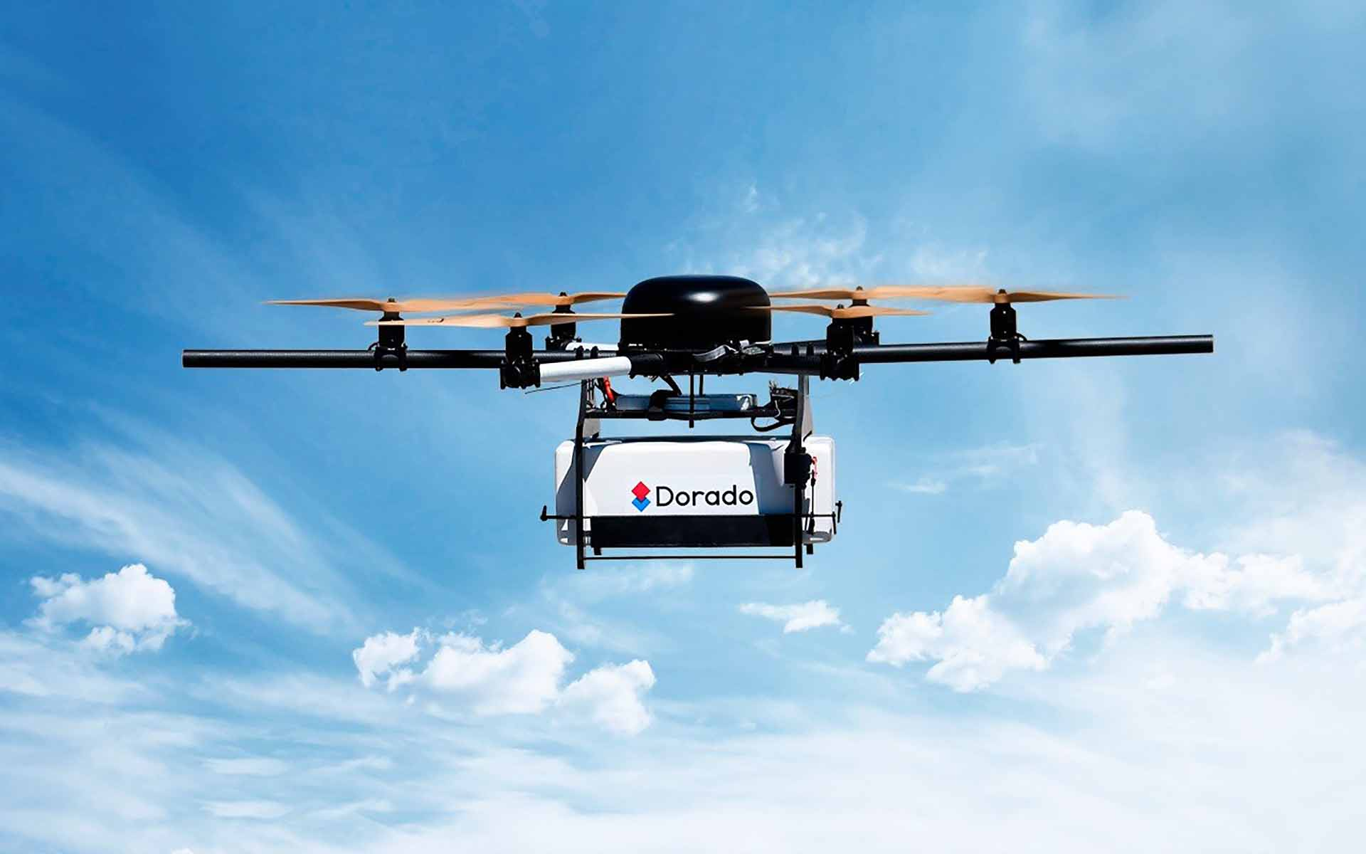 Dorado is Serious about Delivering Goods in 15 Minutes or Less by Drones