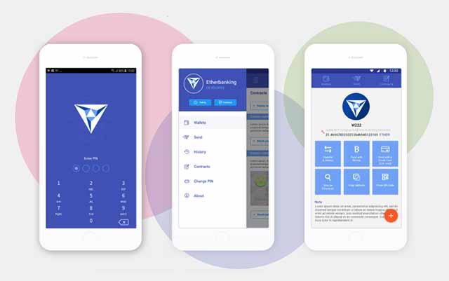Etherbanking App
