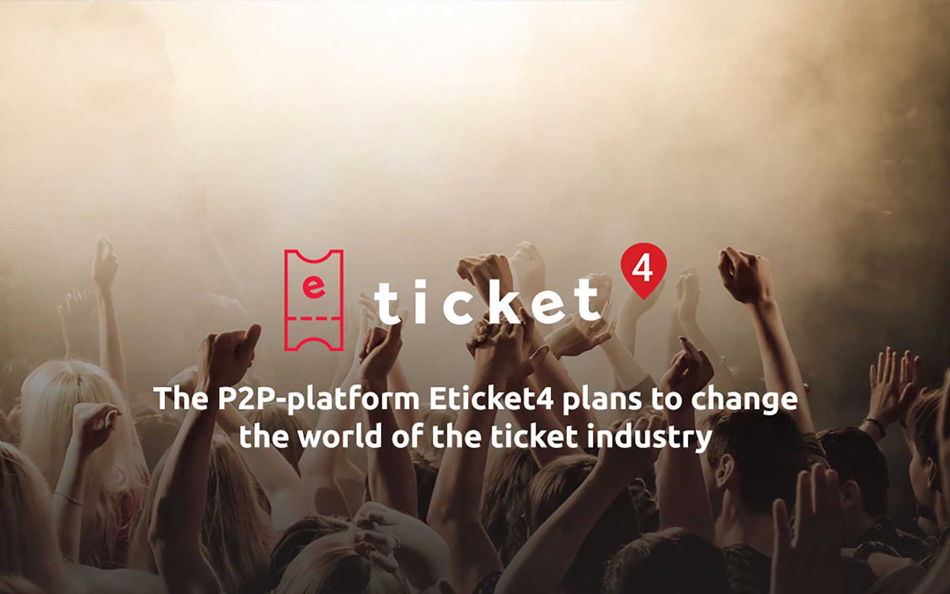 Eticket4 Announces an Amusing Airdrop Campaign Before the Completion of ICO. Each Participant Will Receive a Guaranteed Reward of 20 ET4 Tokens.