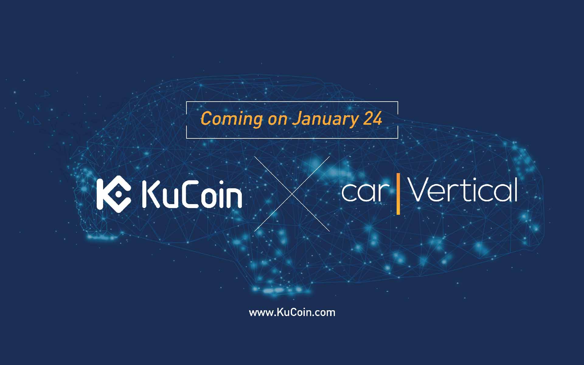 Tesla Model S As Prize For carVertical listing on KuCoin