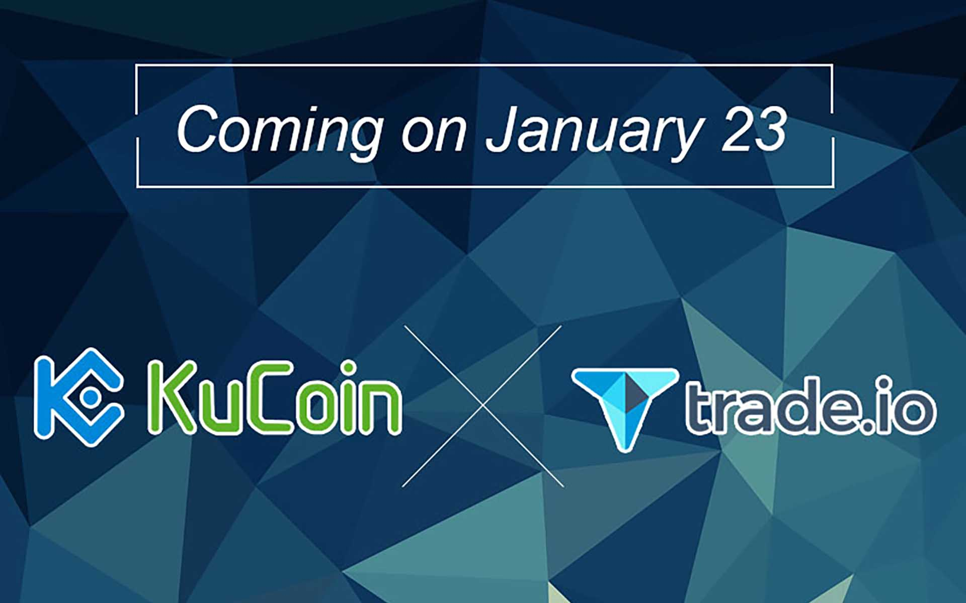 Trade.io the Trading Revolution Gets Listed On KuCoin With Special Trading Competition