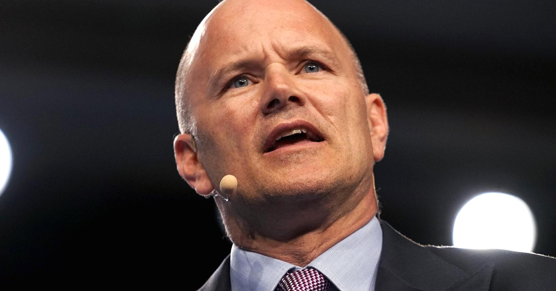 Michael novogratz bitcoin could