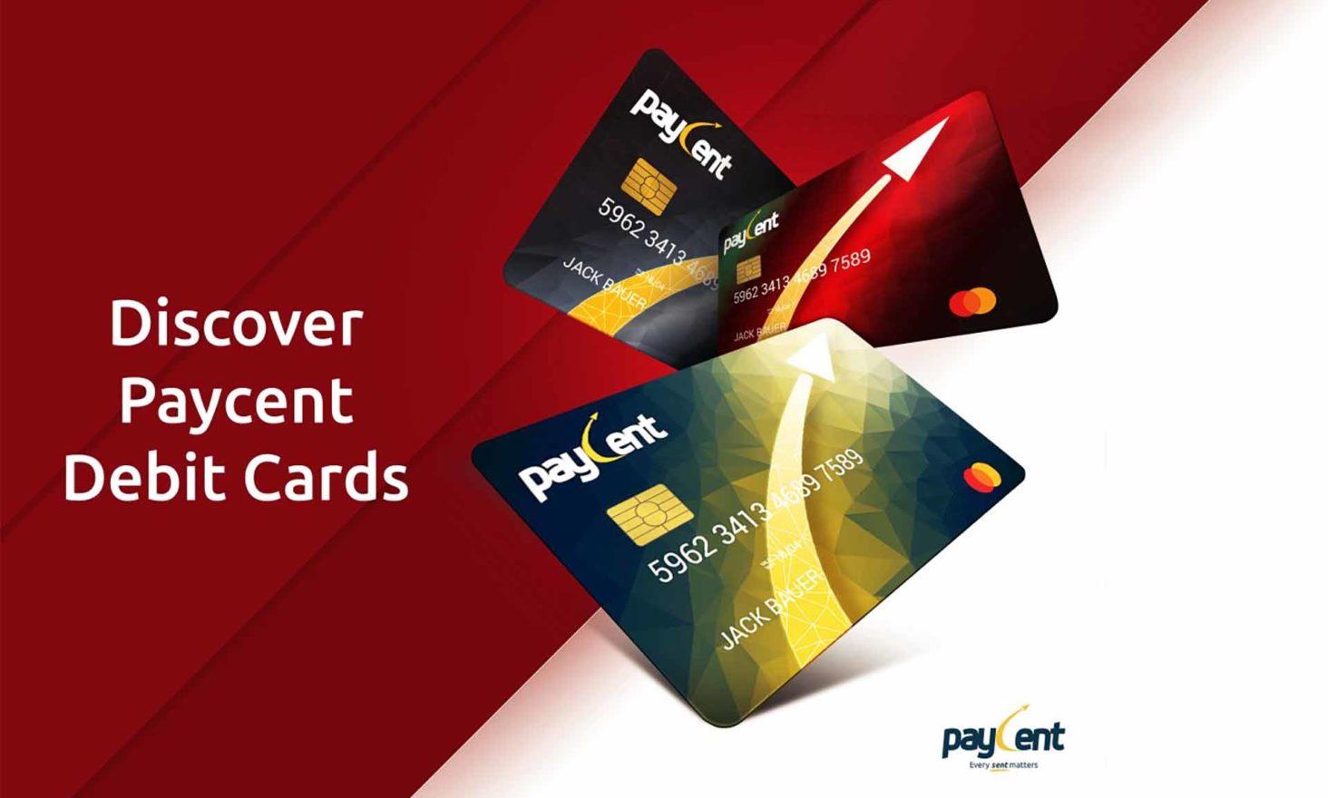 Paycent Debit Cards