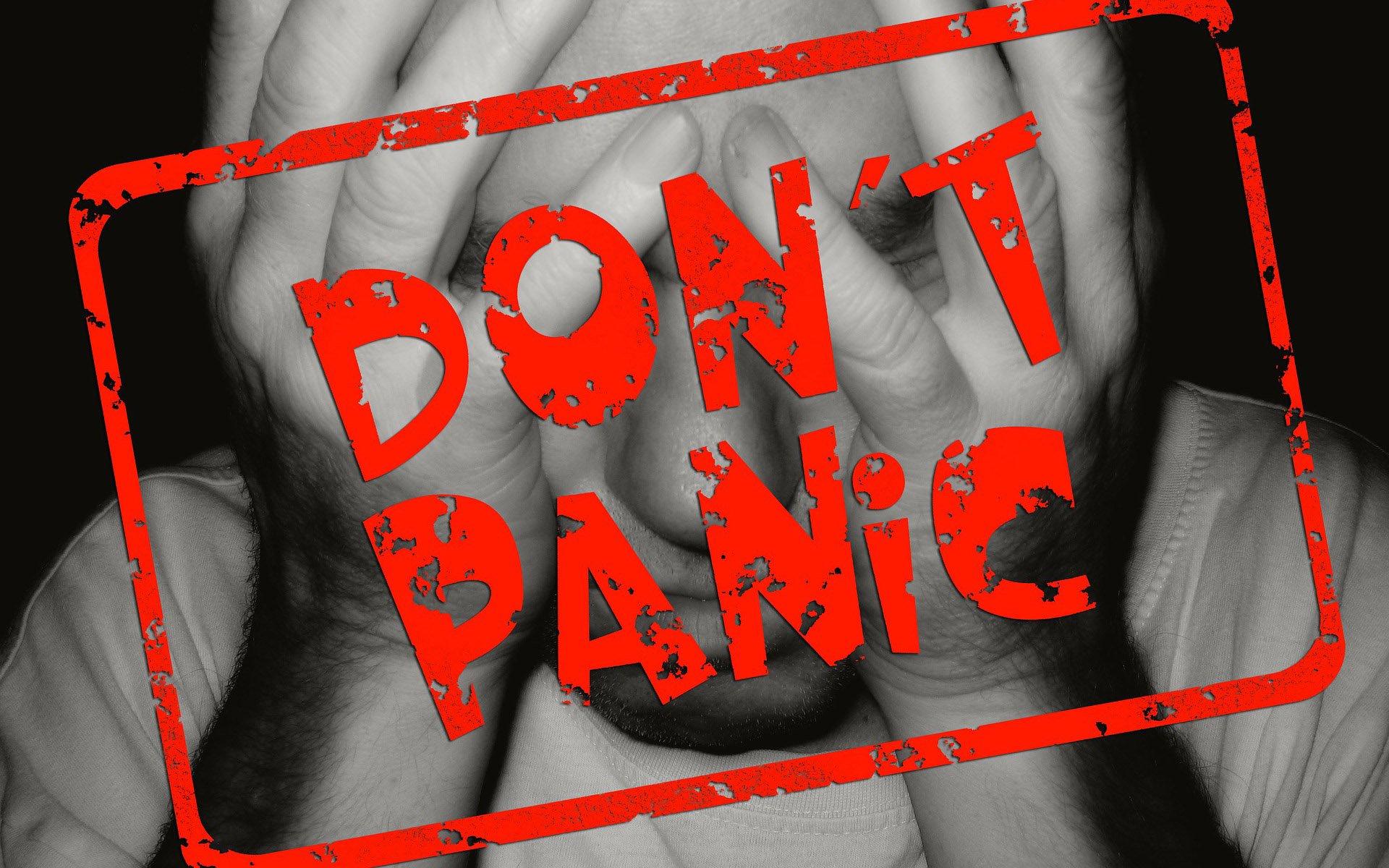 eToro Daily Market Update: Don't Panic