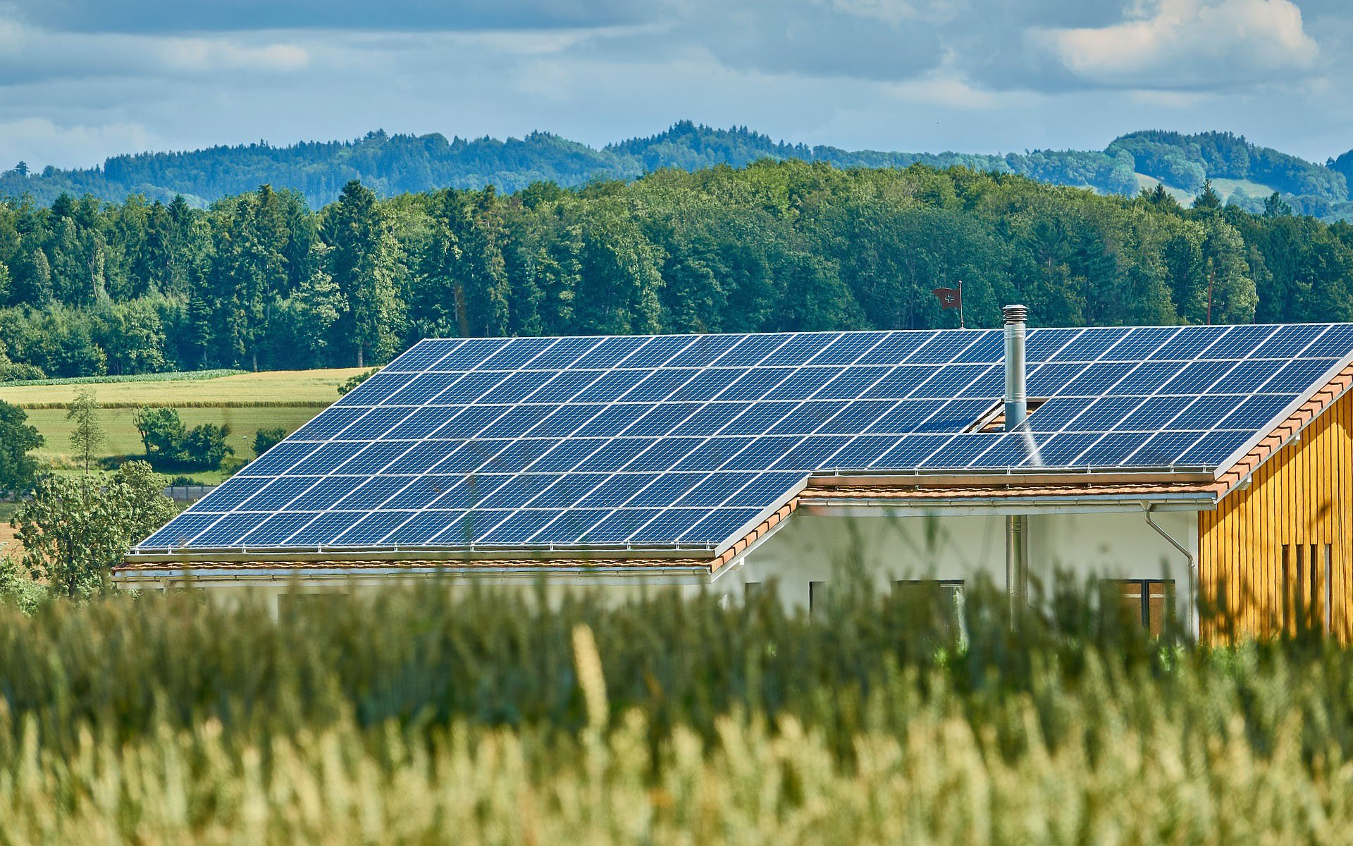 should i mine cryptocurrency if i have solar panels