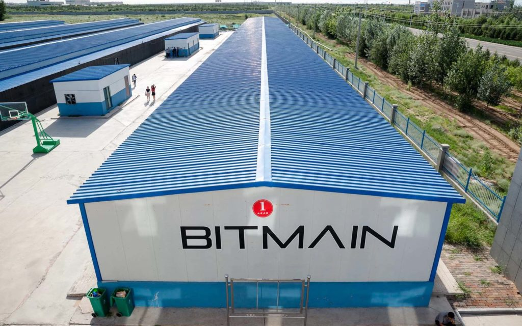 Bitmain Looking to Launch Canadian Bitcoin Mining Operation