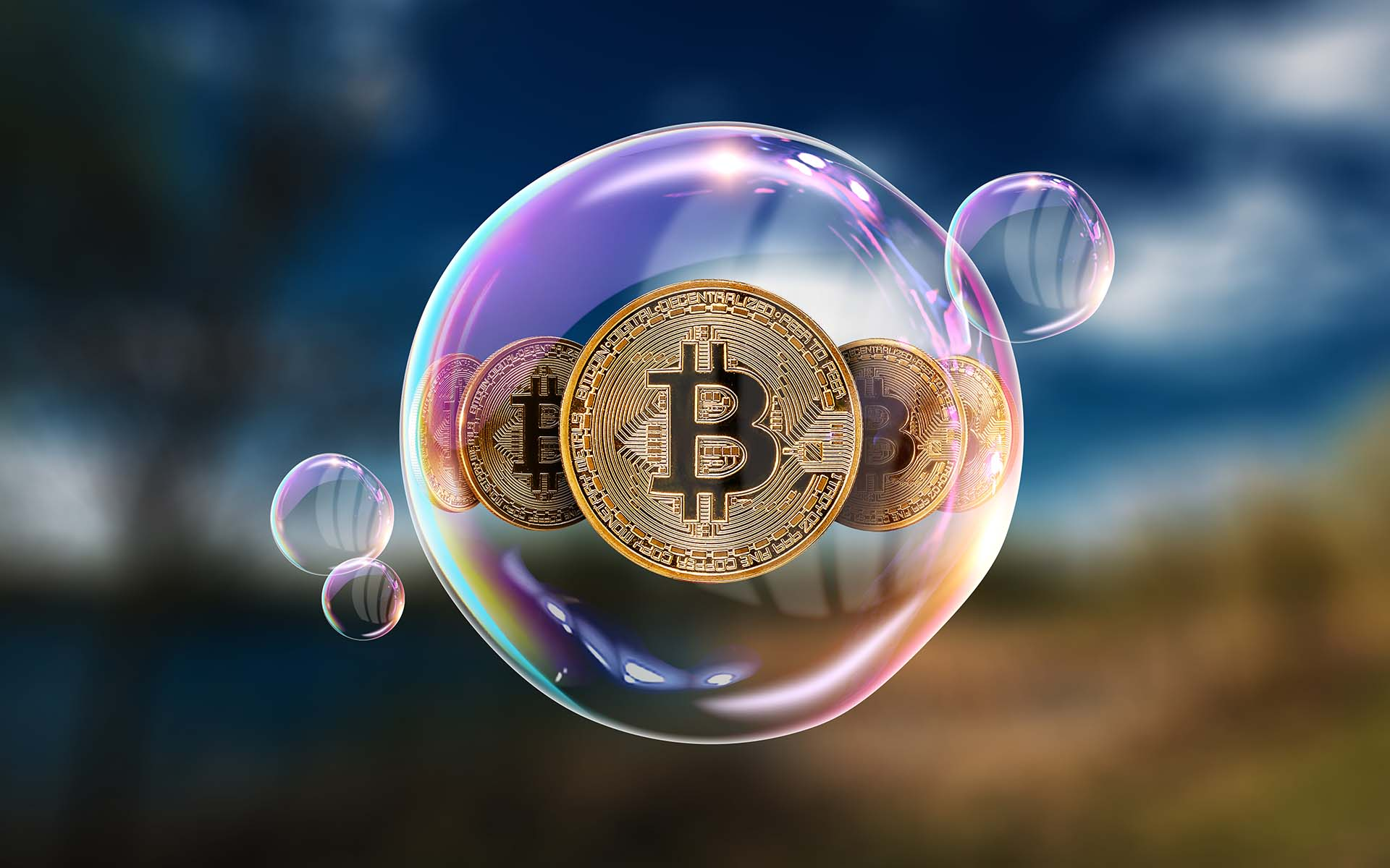 Bonanza or Bubble? Insulate Yourself From Bitcoin Price Volatility