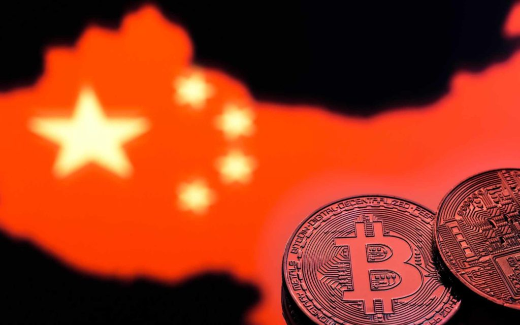 China leads the world in patent applications Blockchain